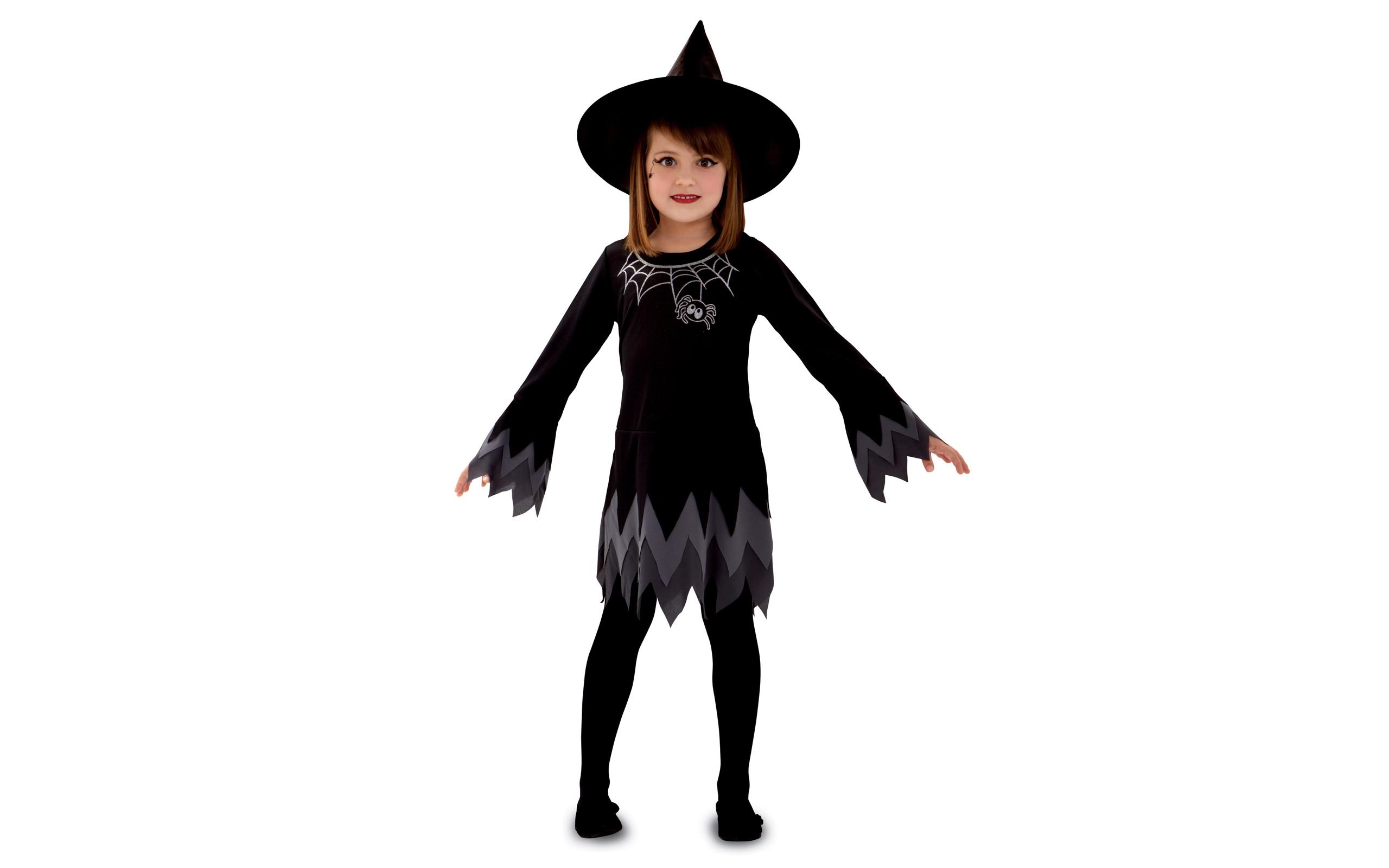 Disfraz de niña bruja - 2560x1600