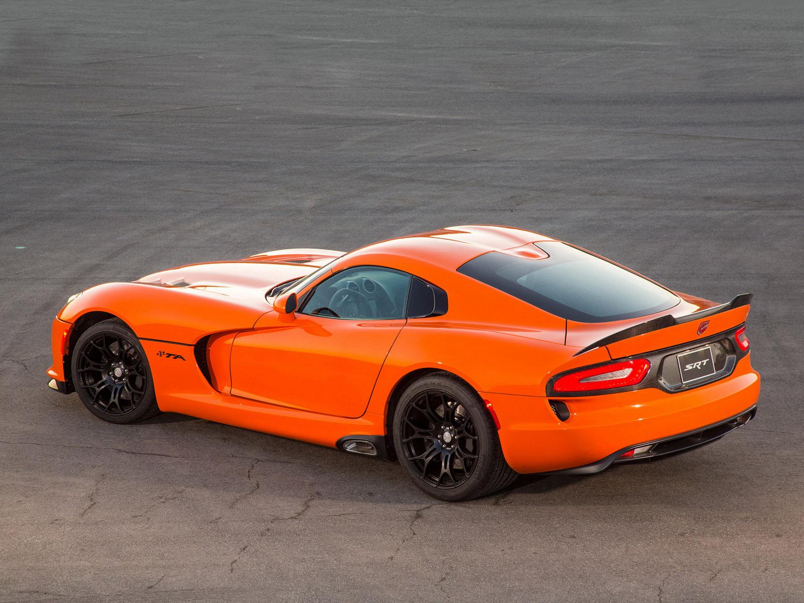 Dodge SRT Viper T-A - 1600x1200