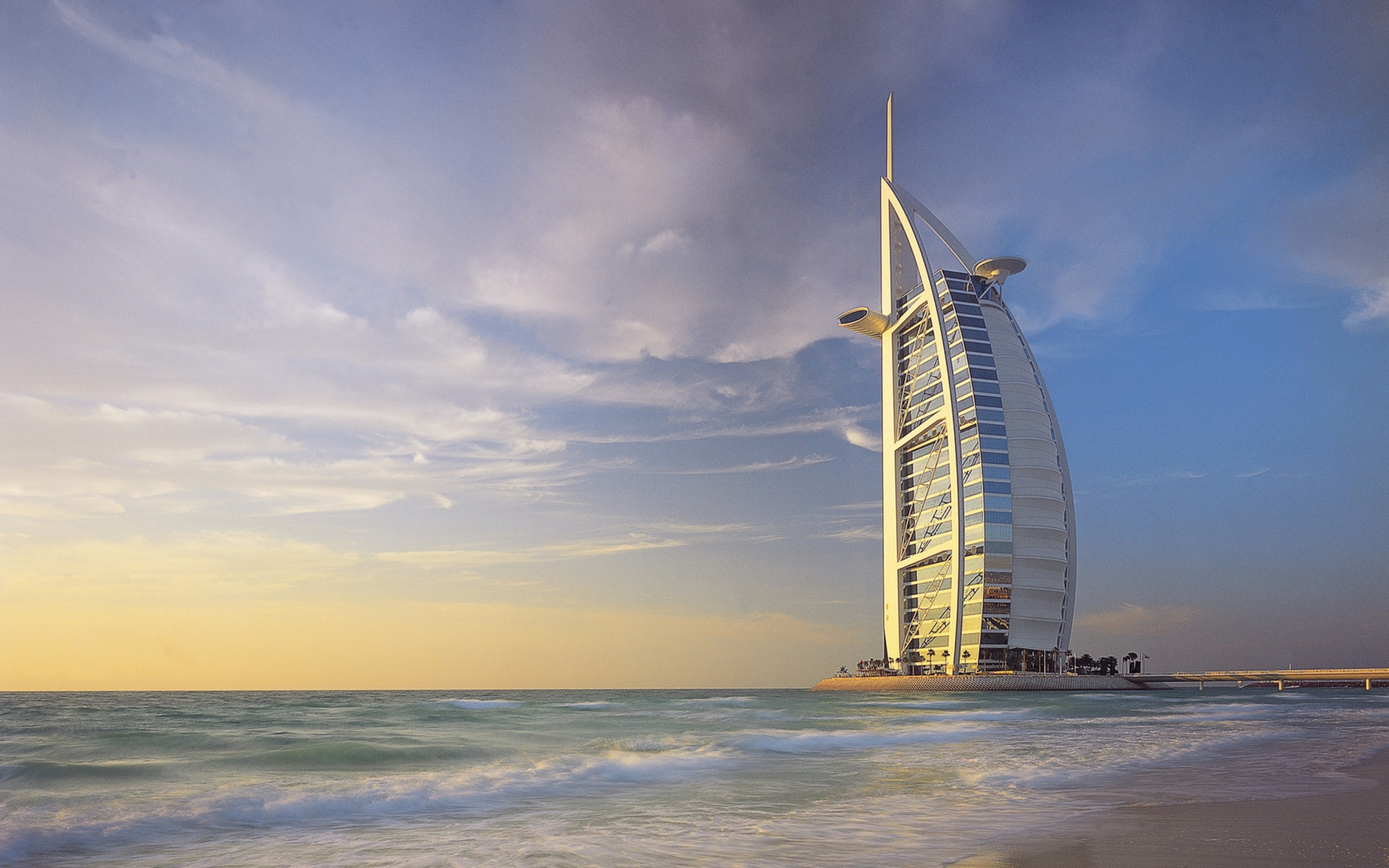 Dubai playas hd 2560x1600 imagenes wallpapers gratis for The seven star hotel in dubai