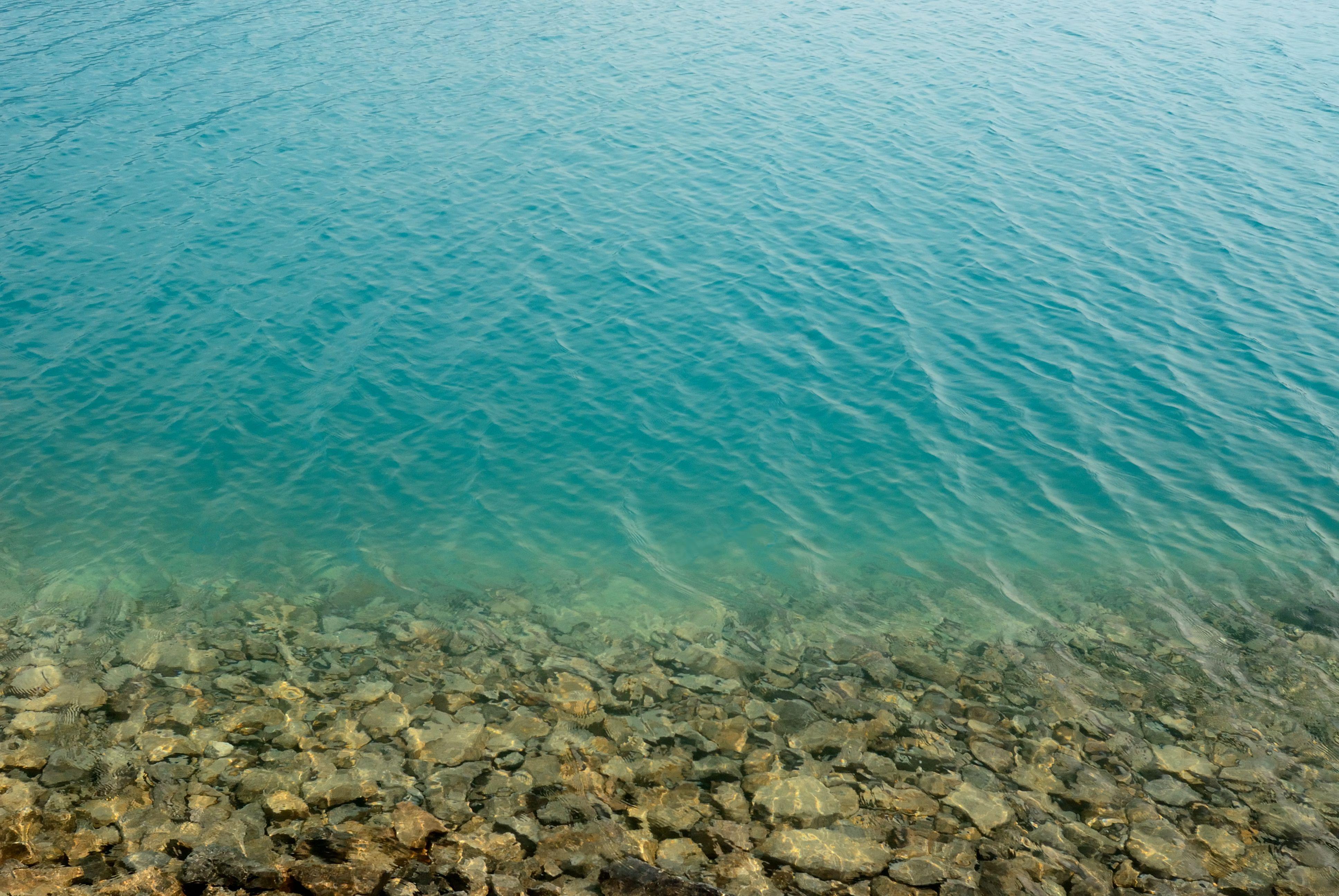 El agua de los lagos - 3872x2592