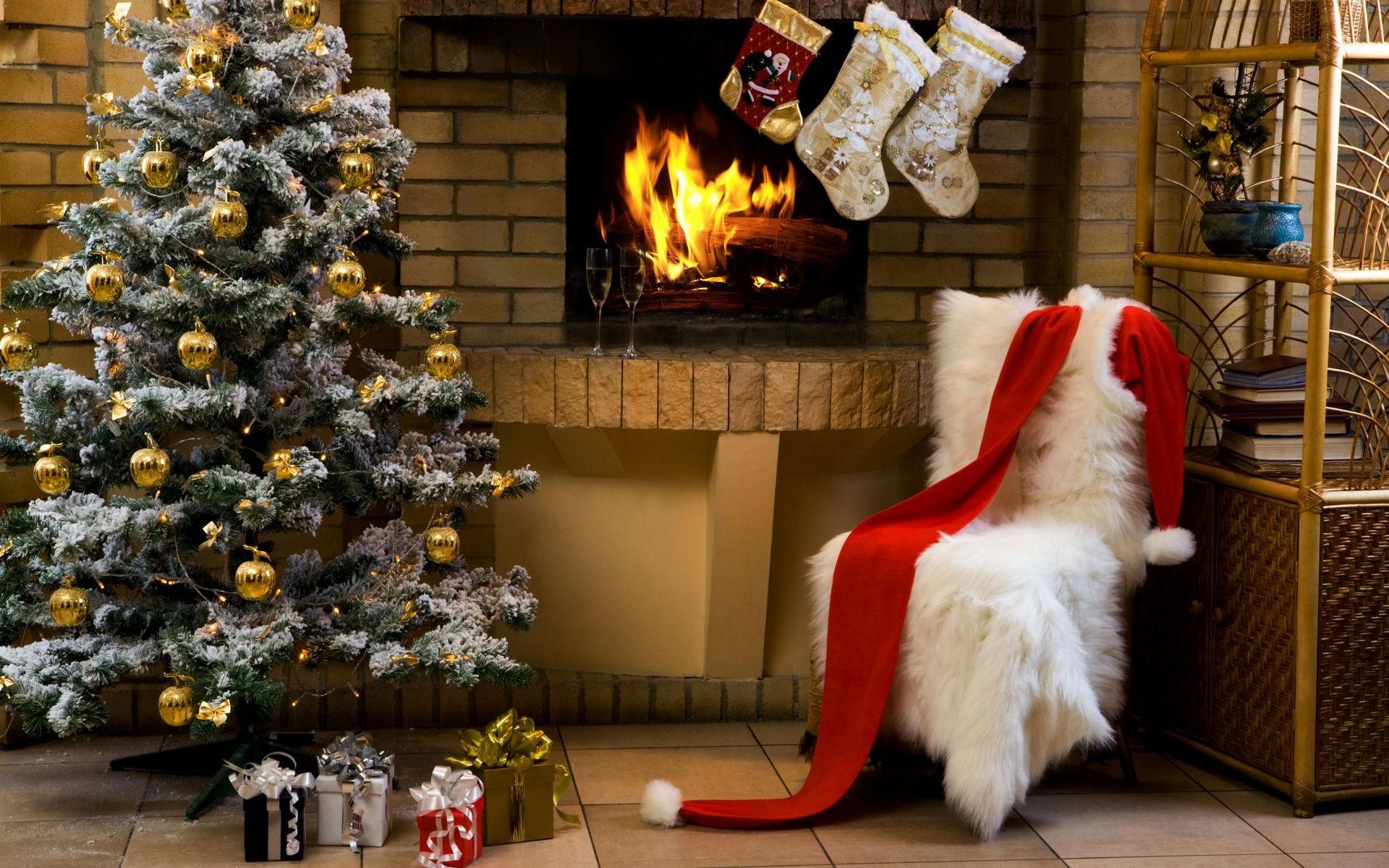 El disfraz de Papa Noel - 1920x1200