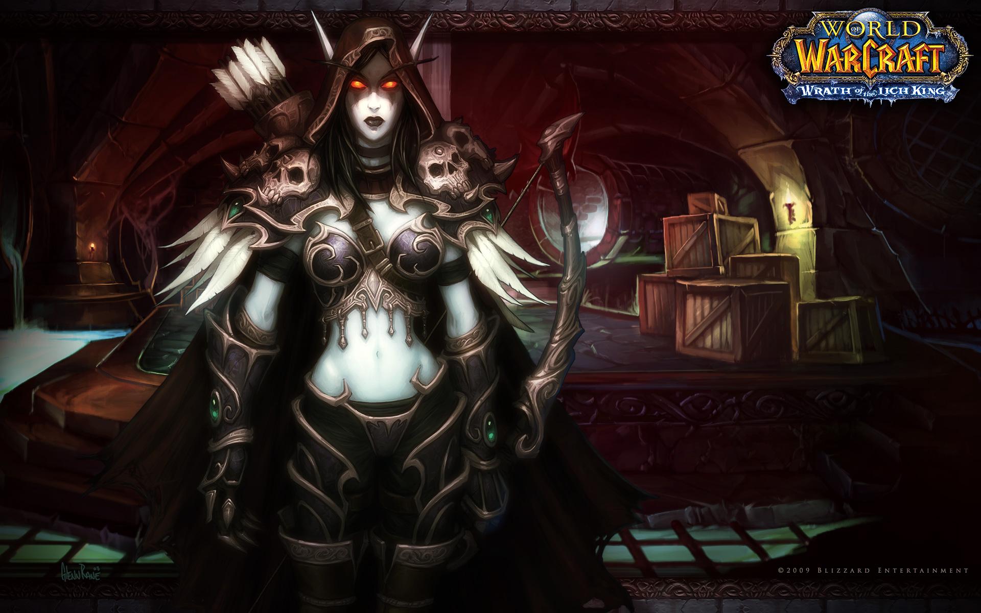 El mundo de Warcraft - 1920x1200