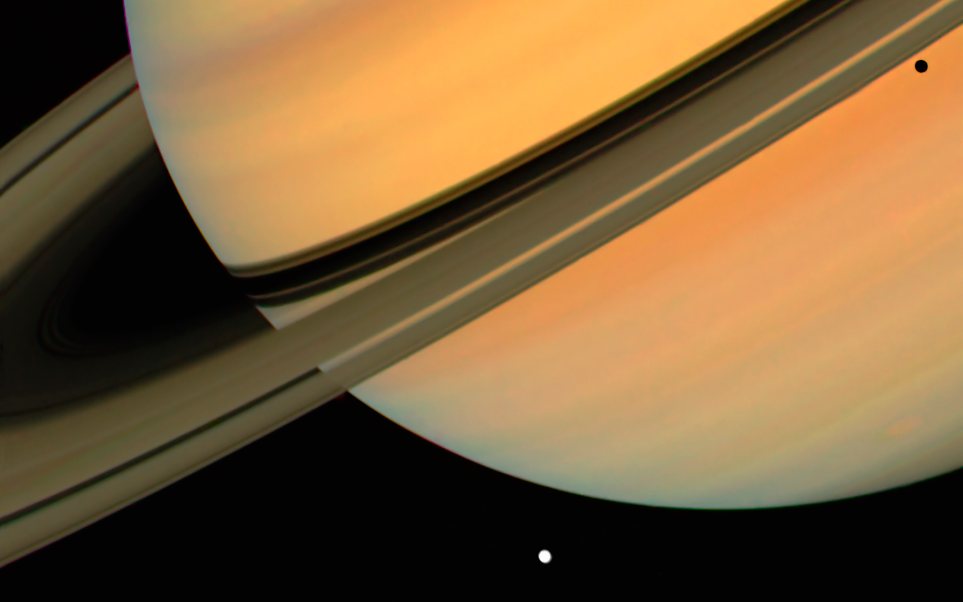 El planeta jupiter - 3200x2000