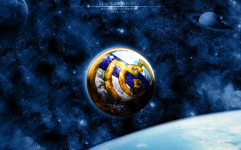 El planeta Real Madrid - 1440x900
