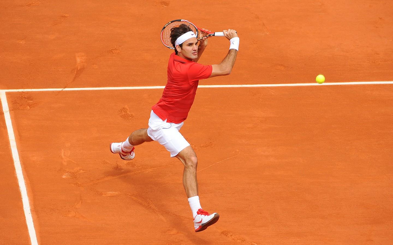 El tenista Roland Garros - 1440x900