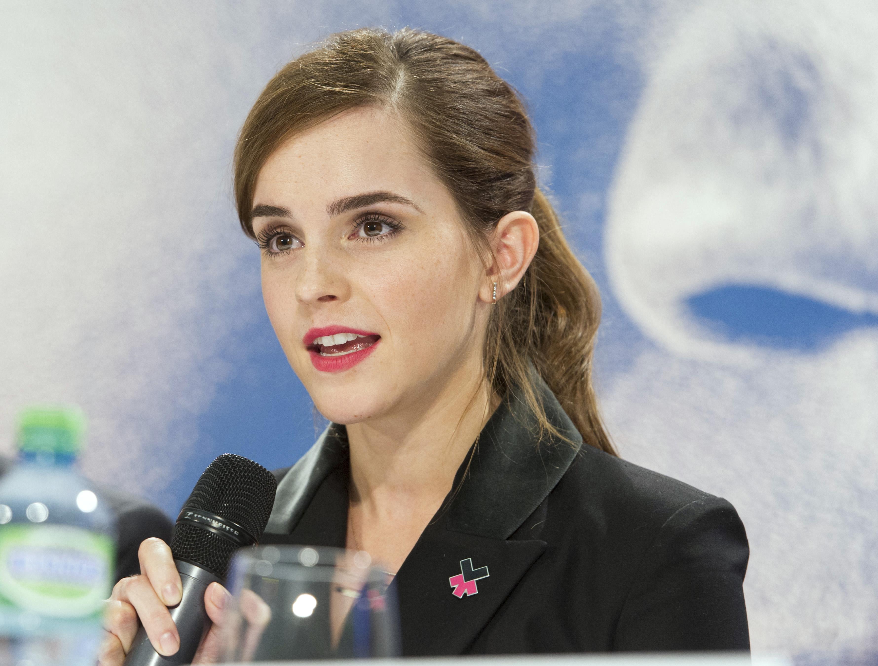 Emma Watson en la ONU - 3559x2700