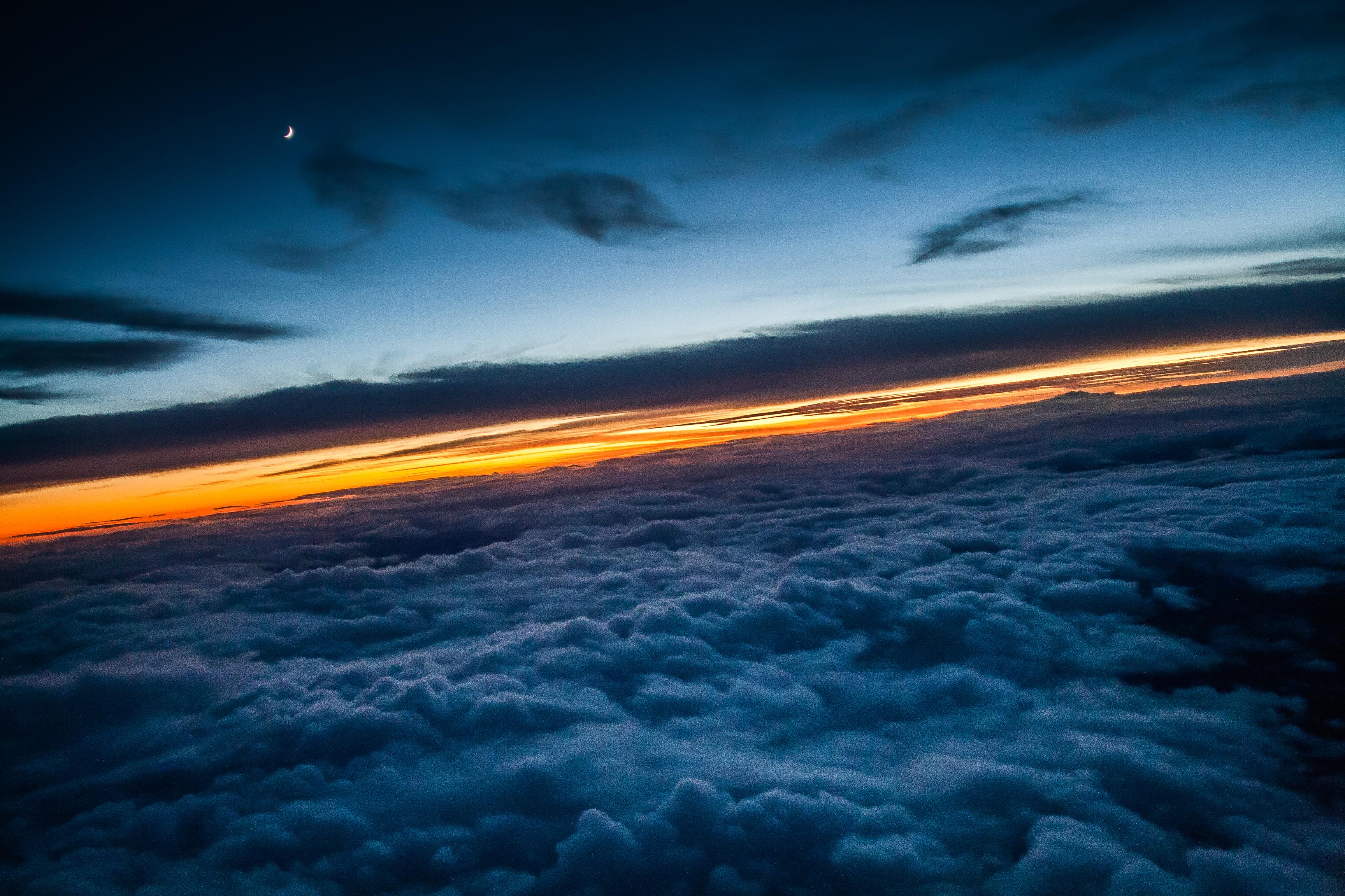 Encima de las nubes - 3456x2304