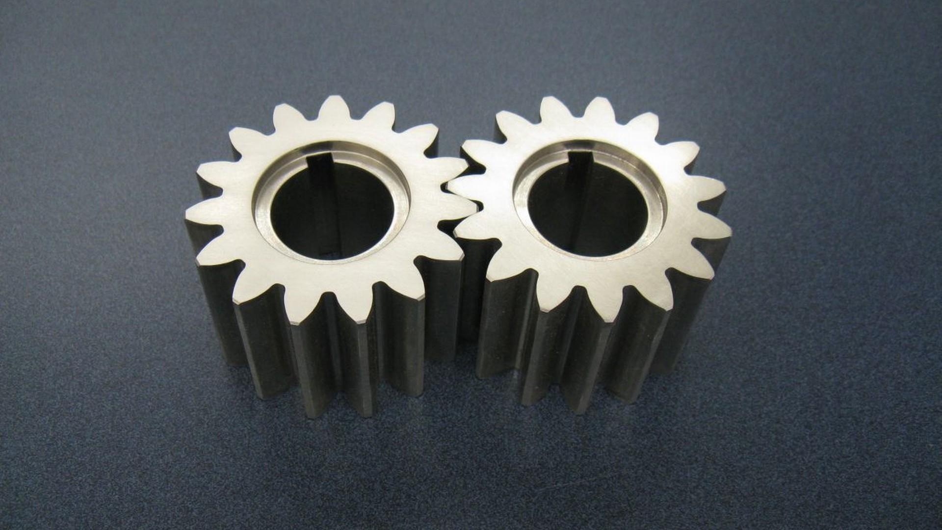 Engranajes en 3D - 1920x1080