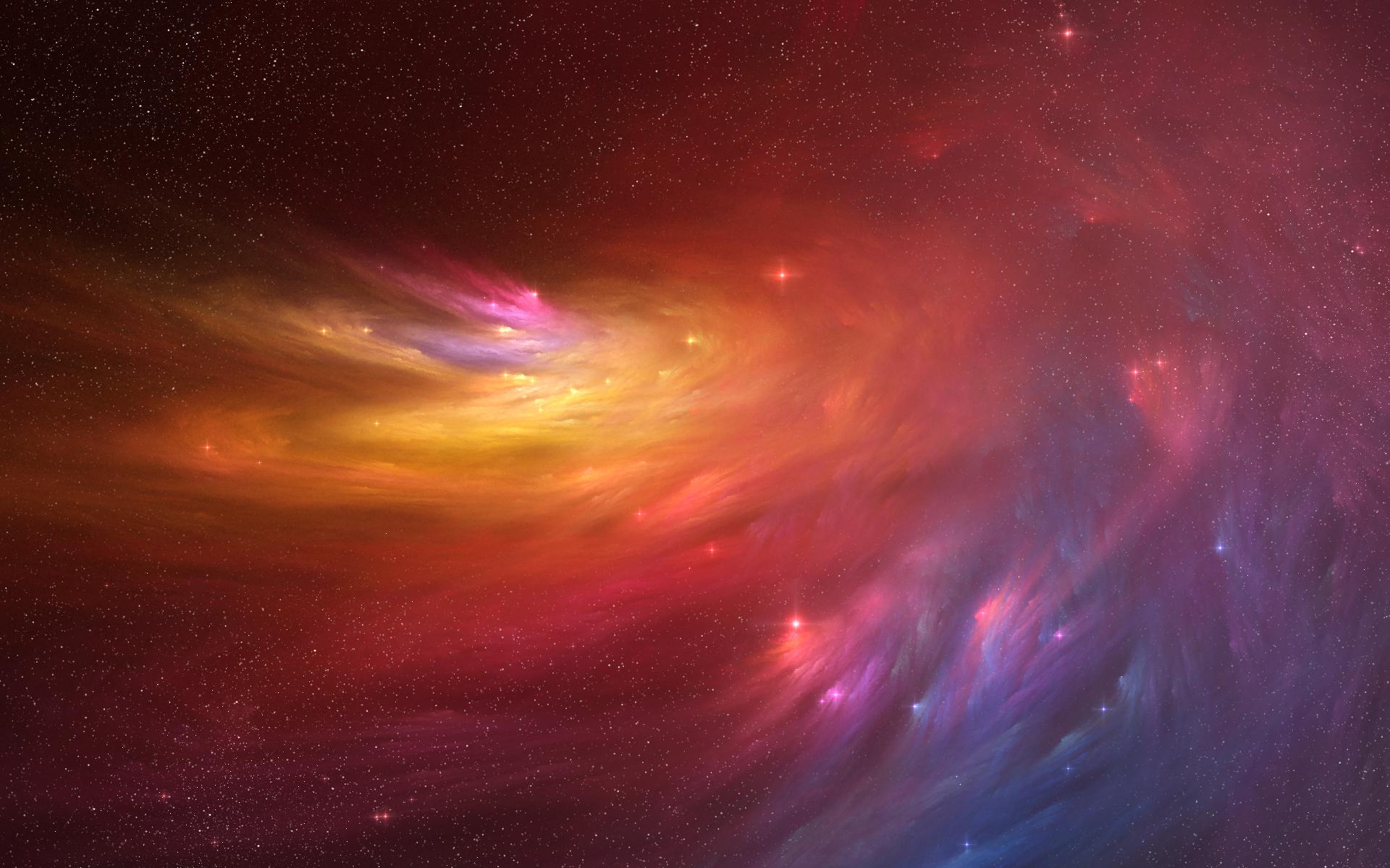 Espacio exterior - 1920x1200