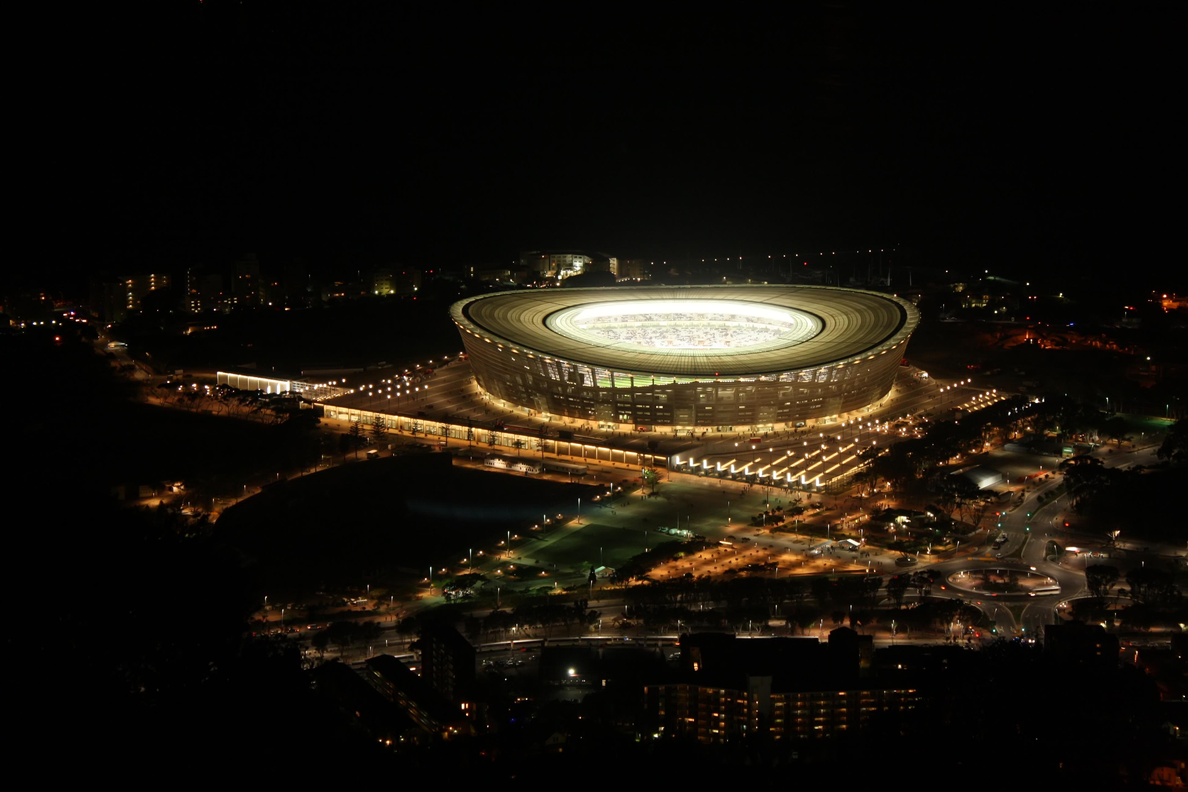 Estadios de Brasil 2014 - 3888x2592