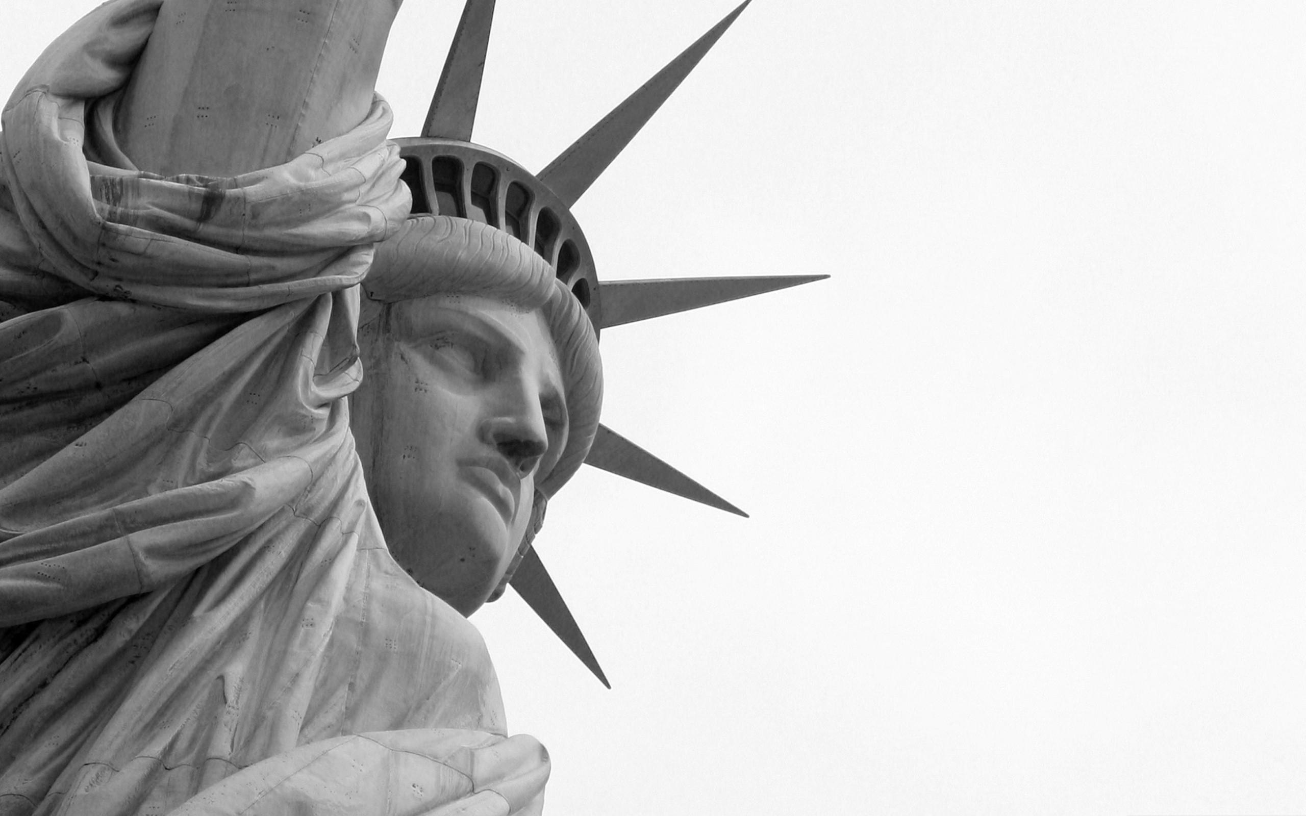 Estatua de la Libertad 2 - 2560x1600