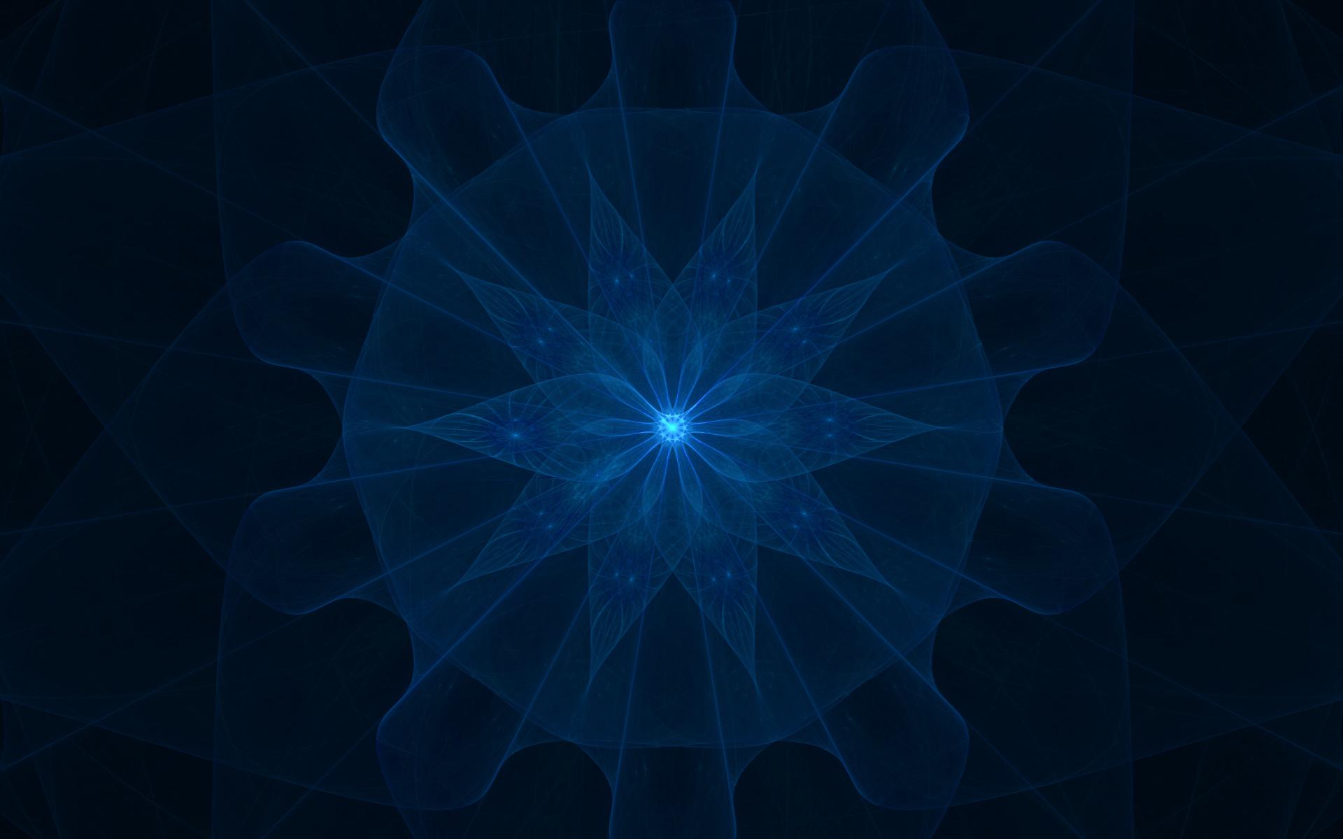 Estrellas abstractas - 1920x1200