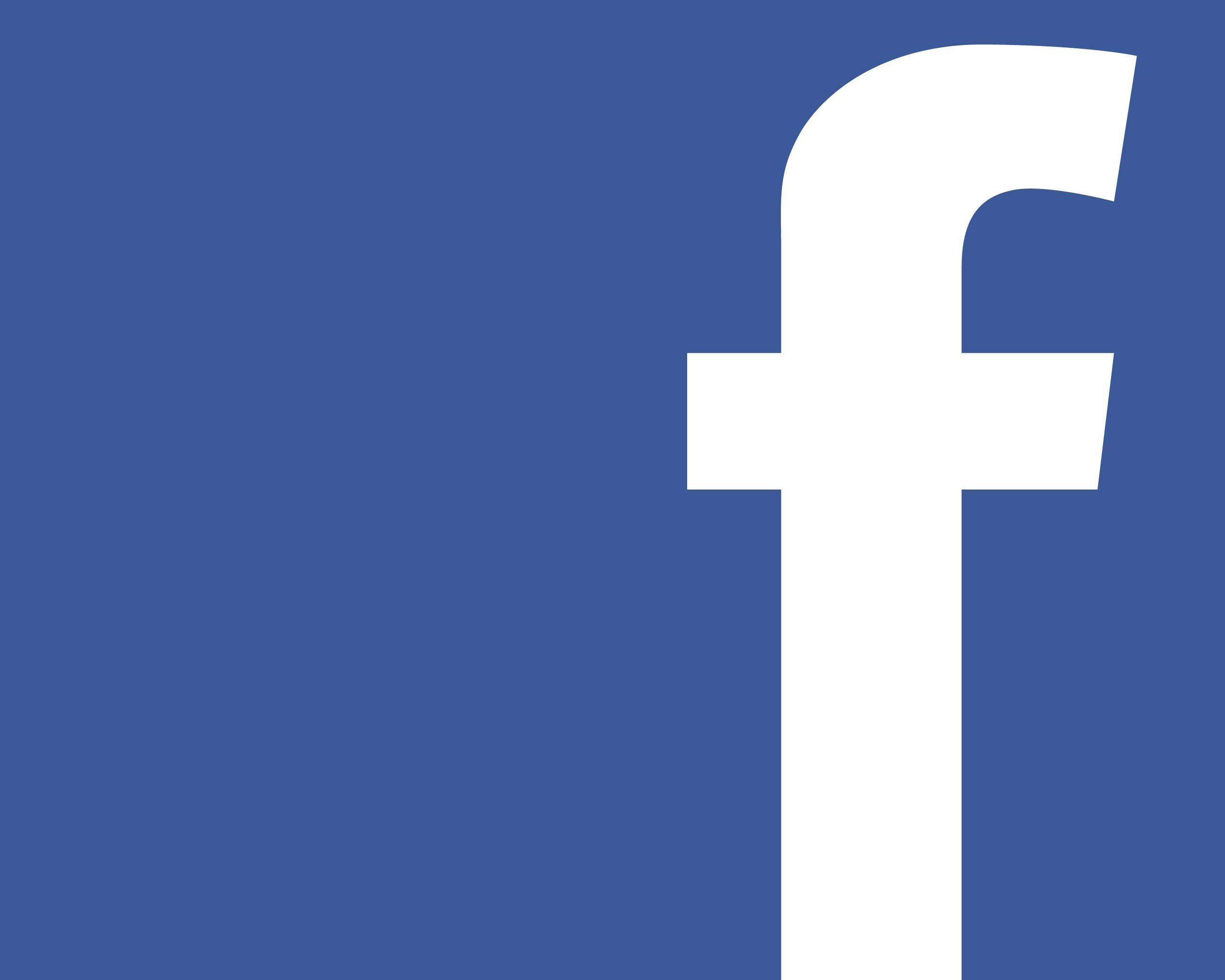 Facebook logo - 2560x2048