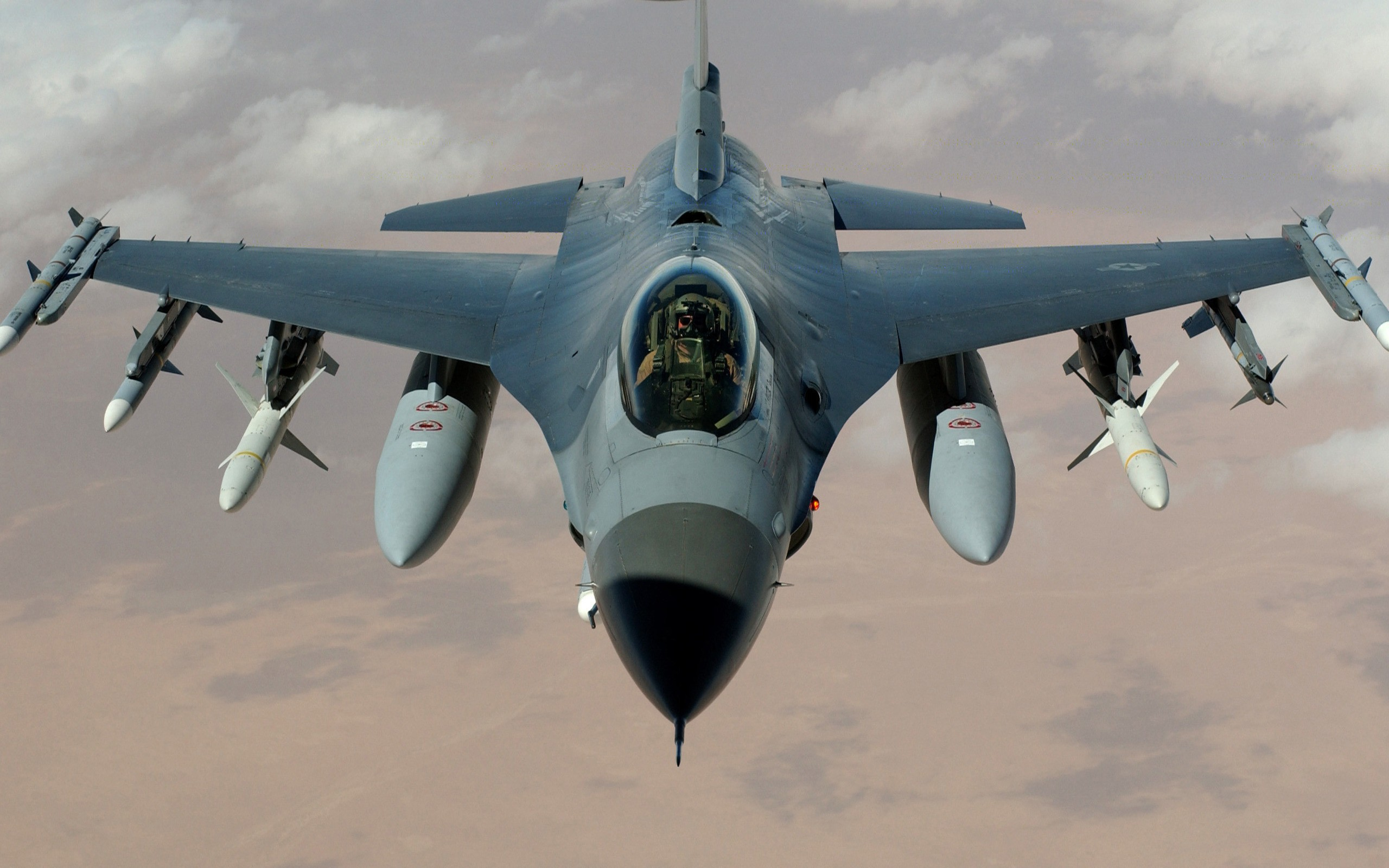 Falcon F-16 - 2560x1600
