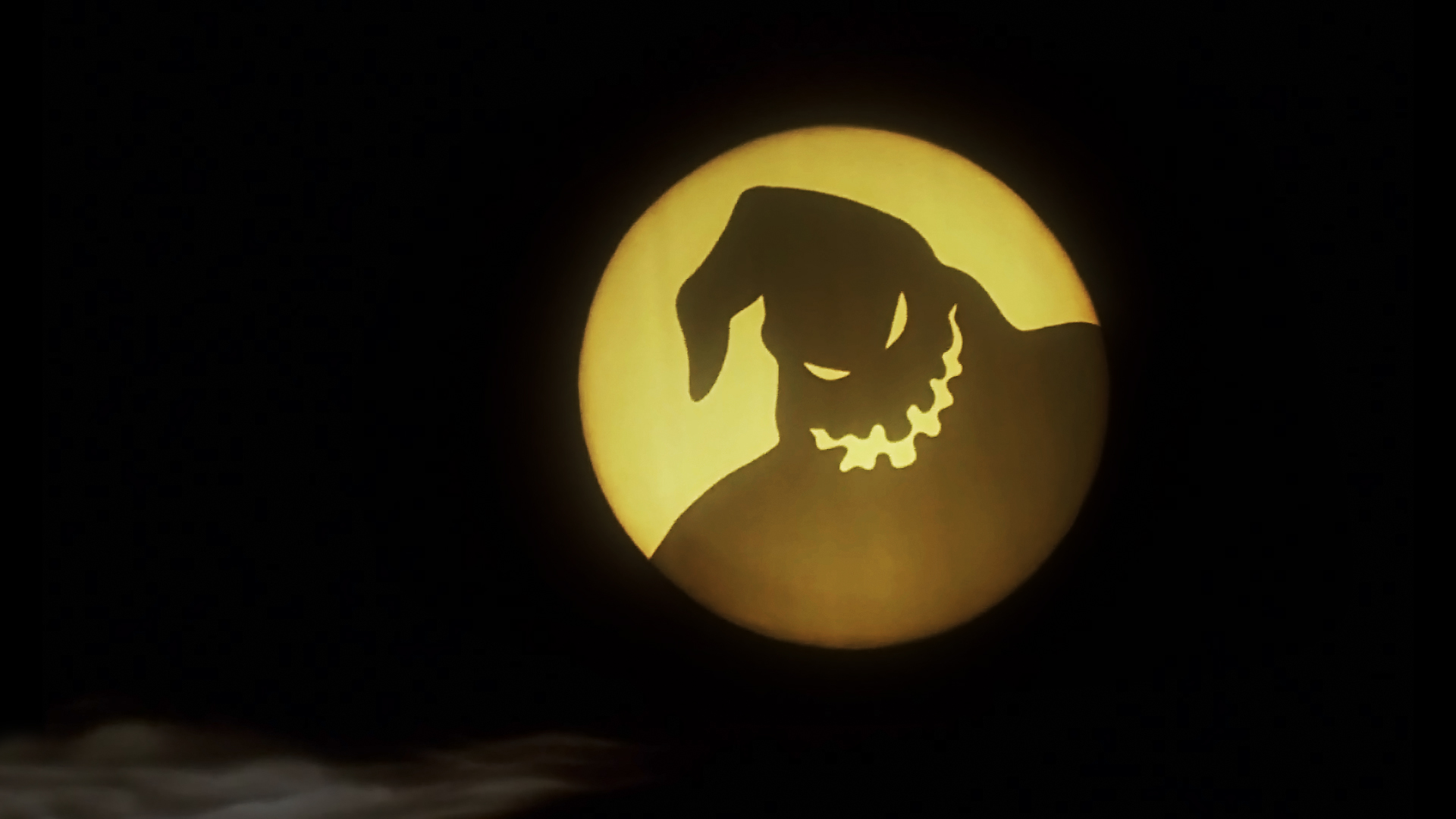 Fantasmas en halloween - 1920x1080