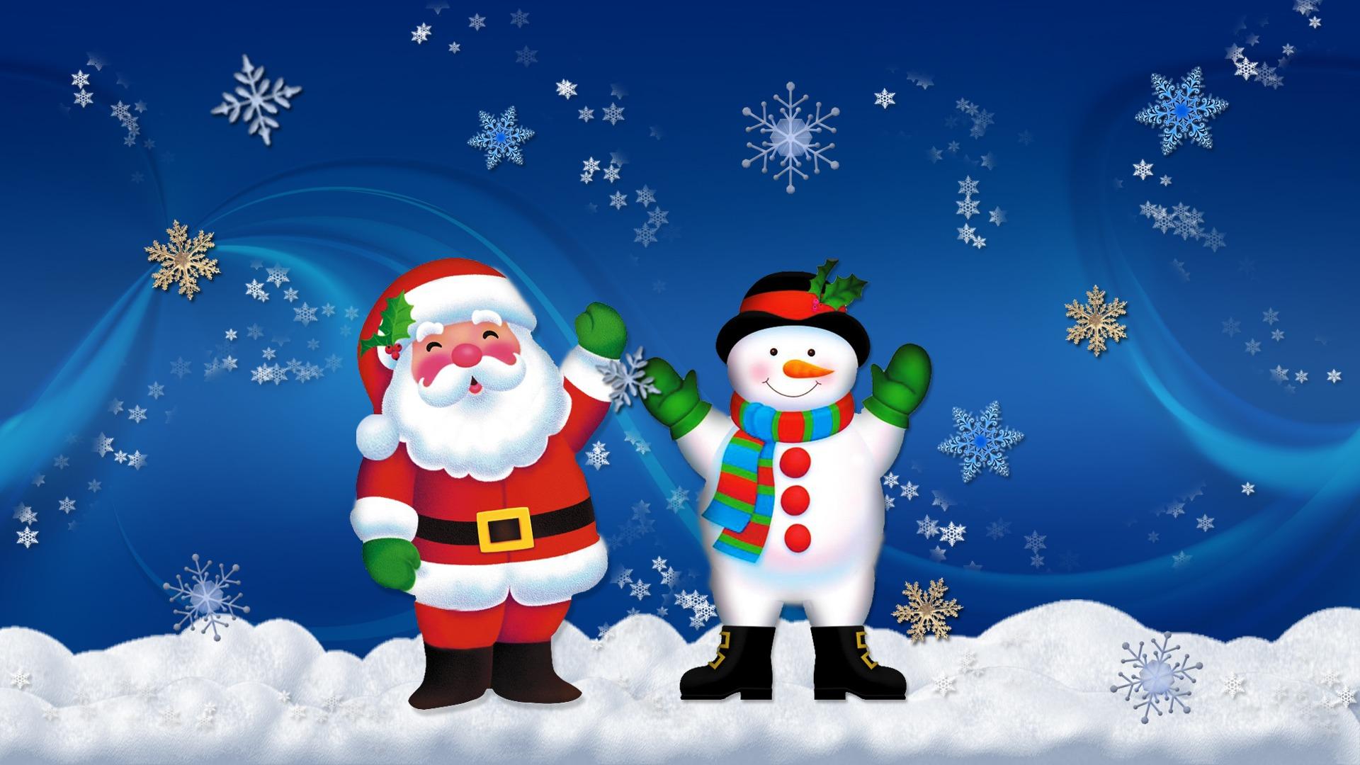 Feliz Navidad - 1920x1080