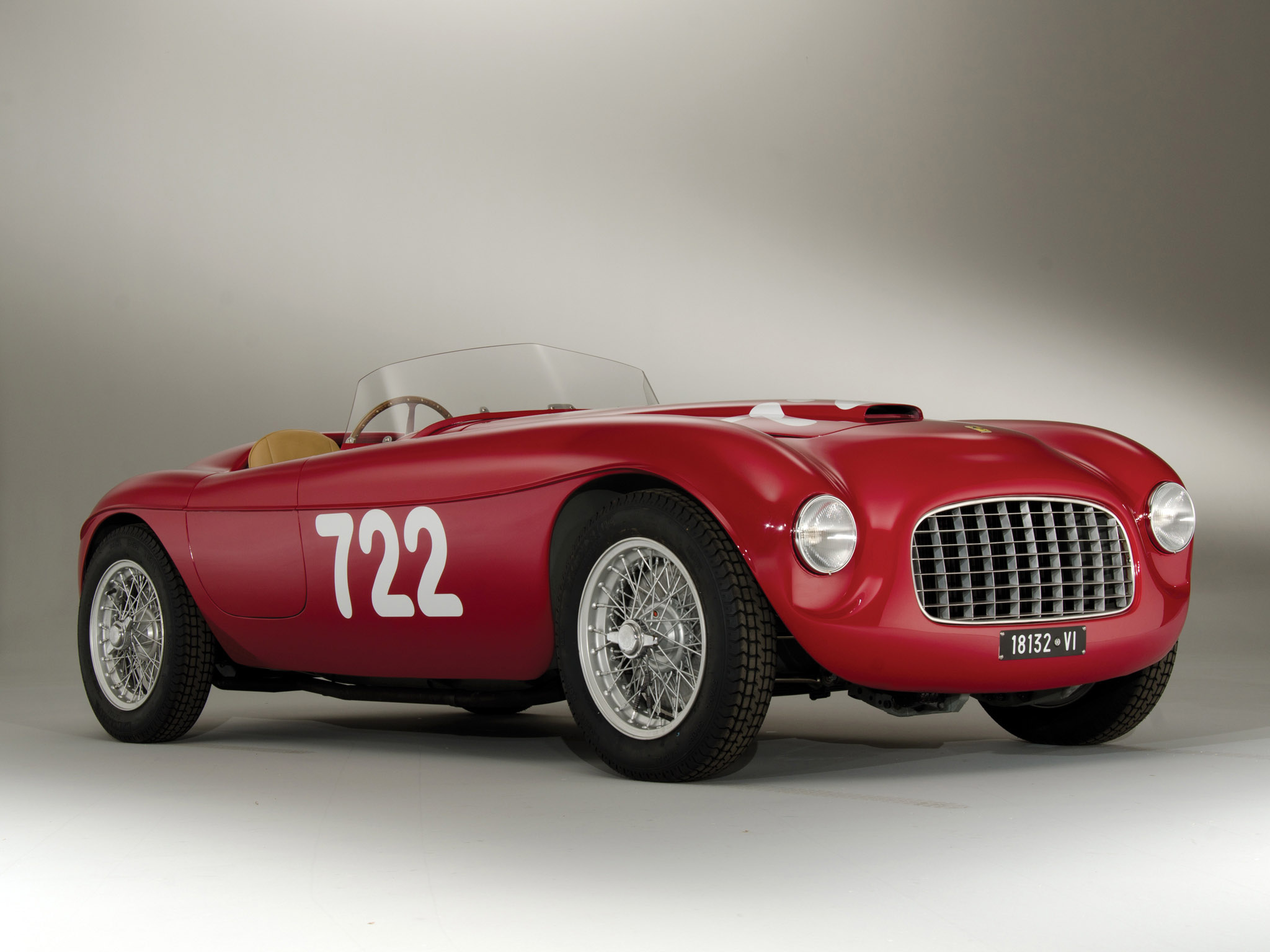 Ferrari 166 Inter Spider - 2048x1536