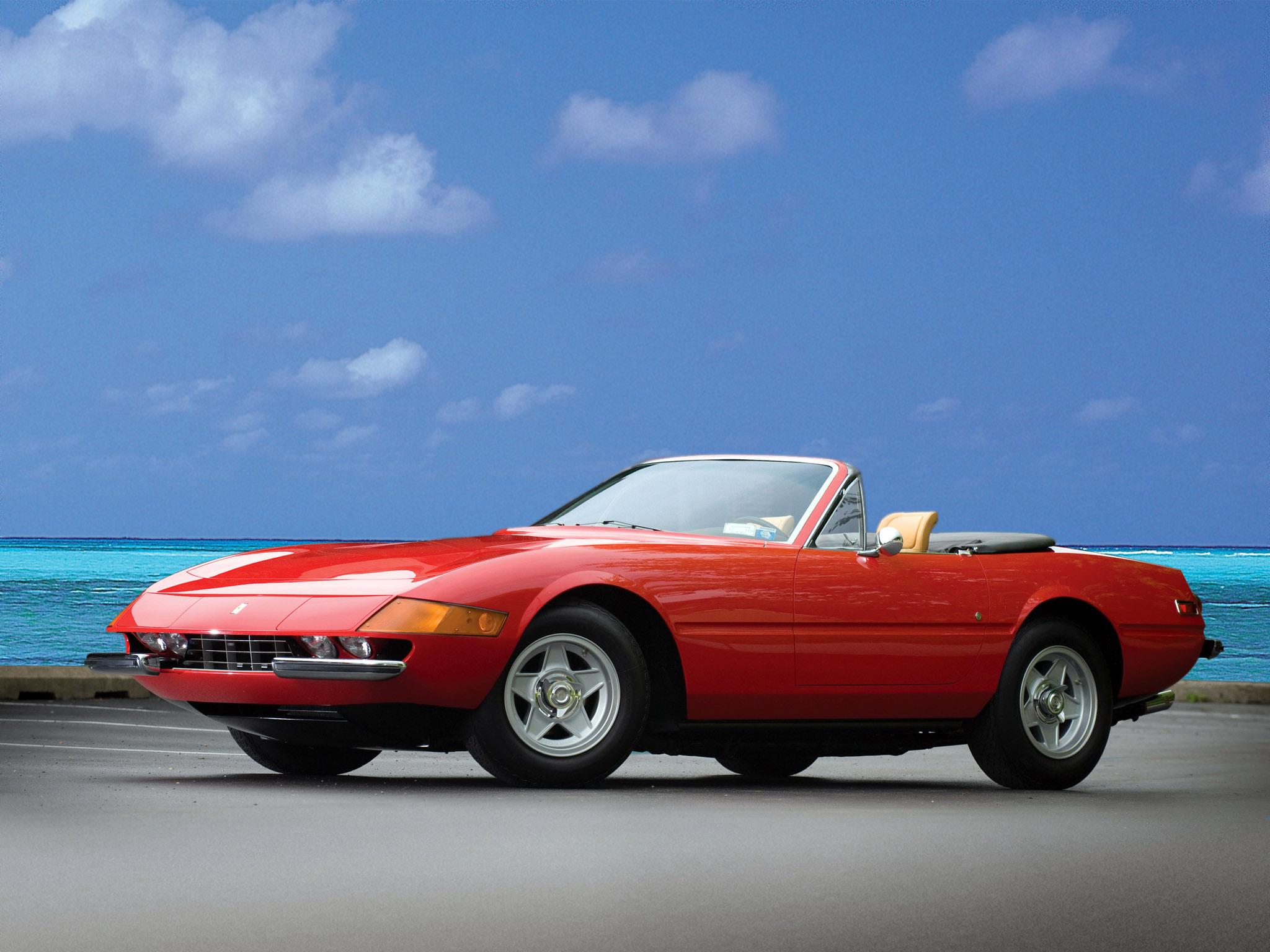 Ferrari 365 GTS4 - 2048x1536