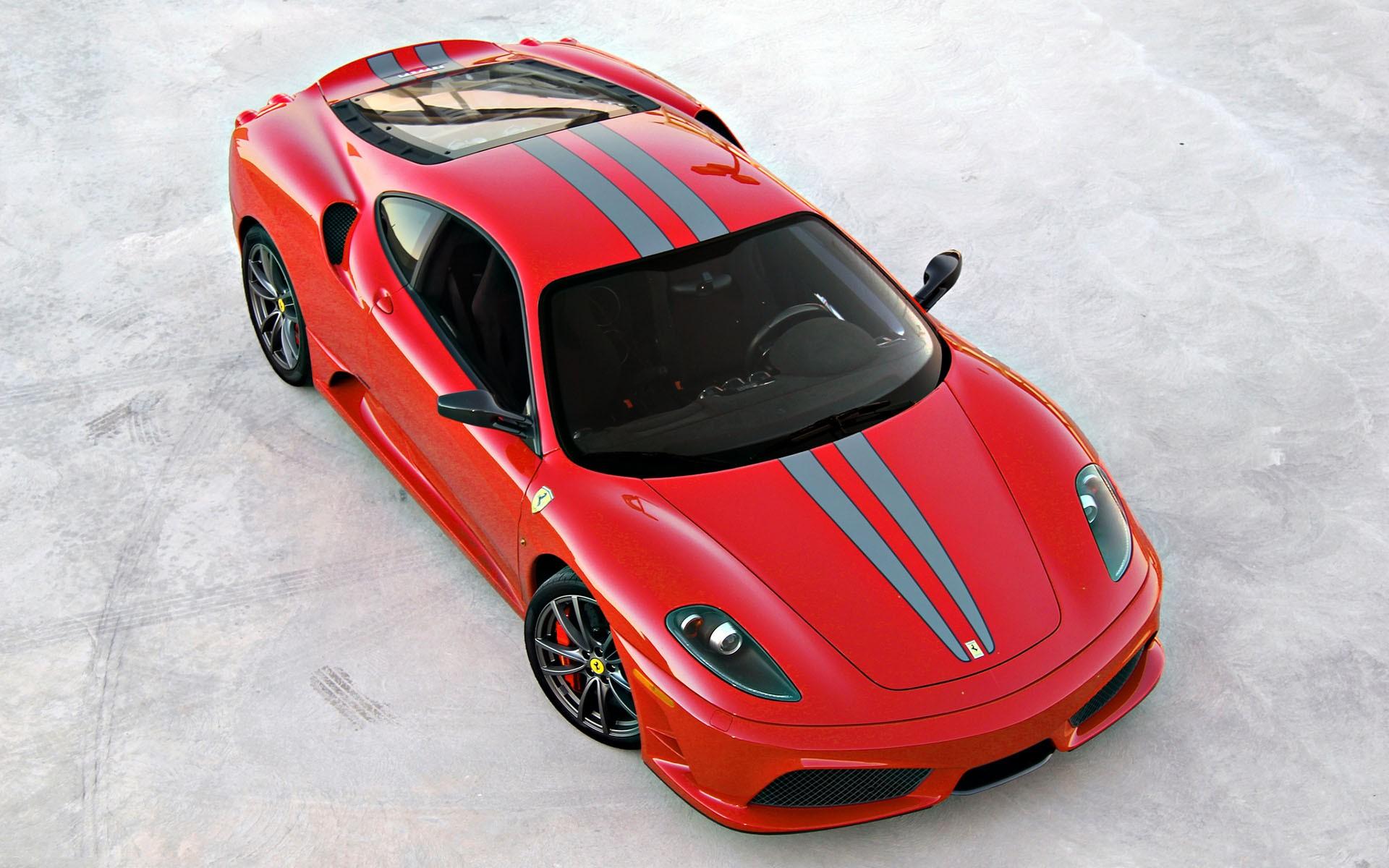 Ferrari Rojo - 1920x1200
