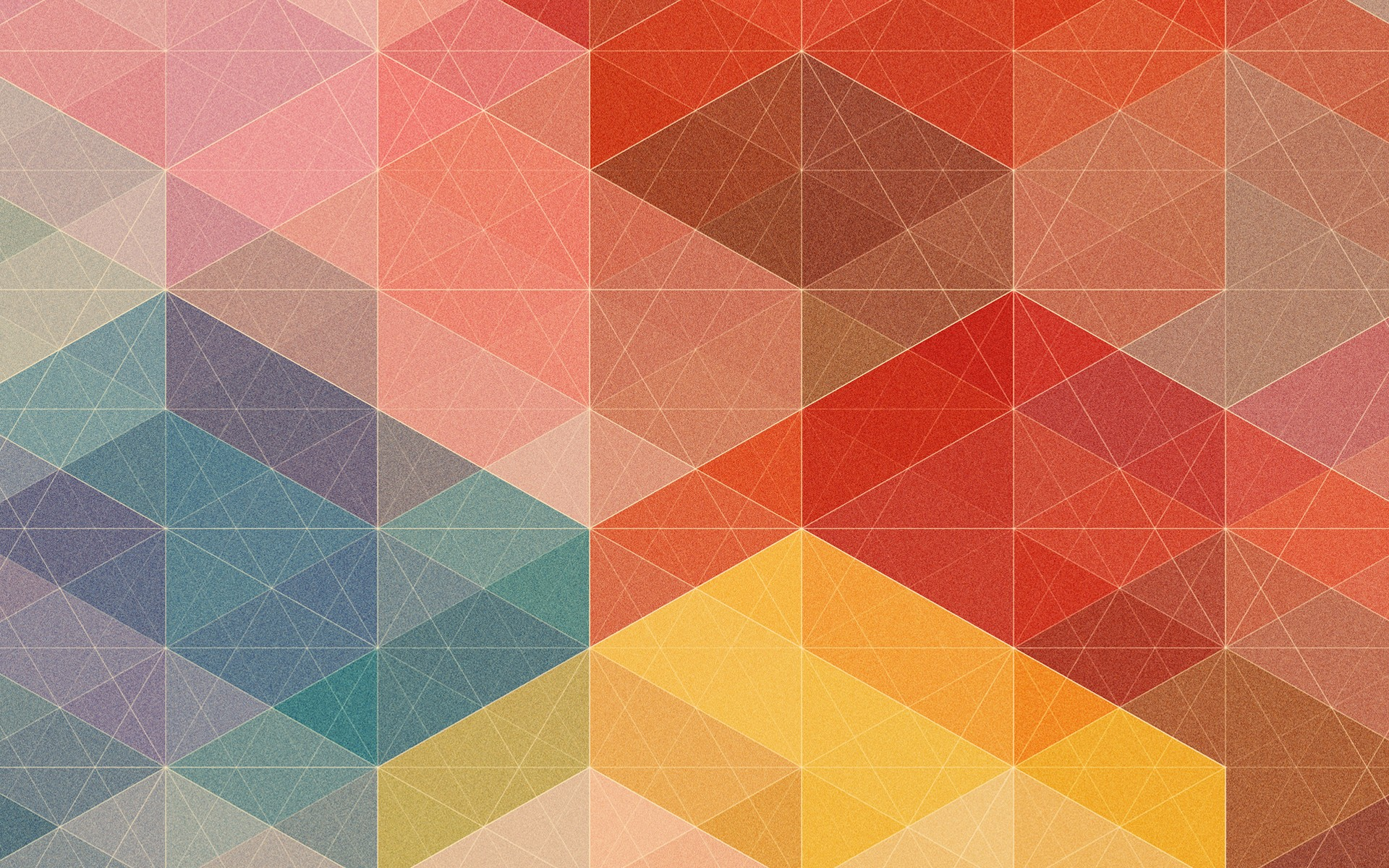 colorful shapes background created - photo #23