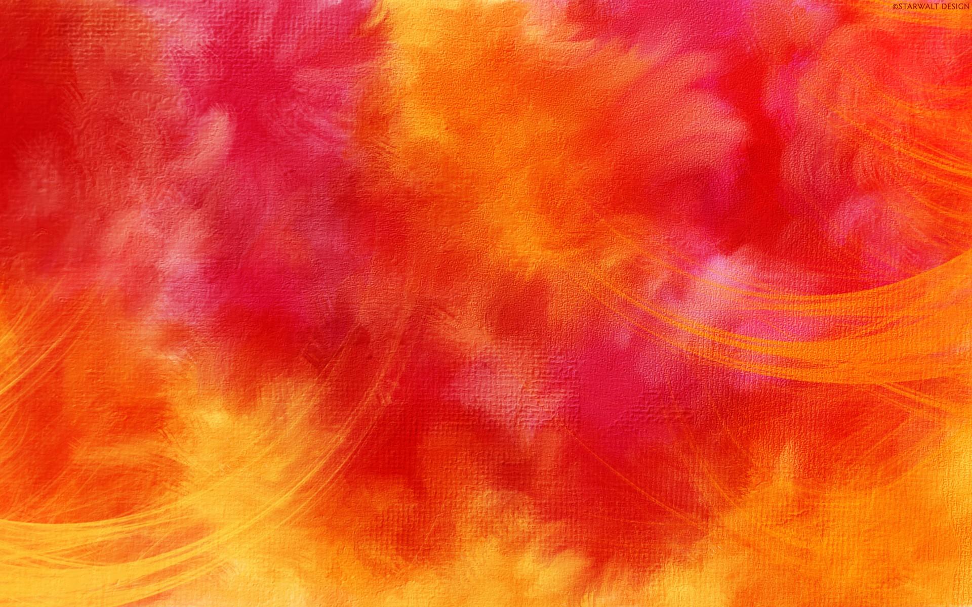 Fondo rojo y naranja - 1920x1200