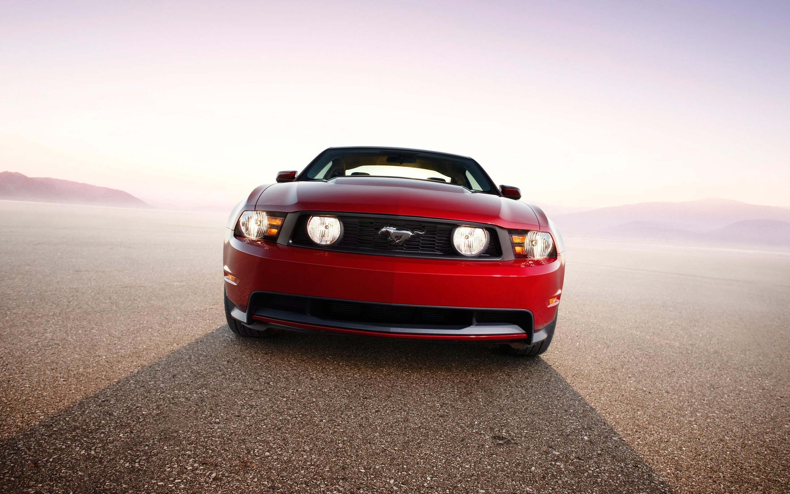 Ford Mustang GT - 2560x1600