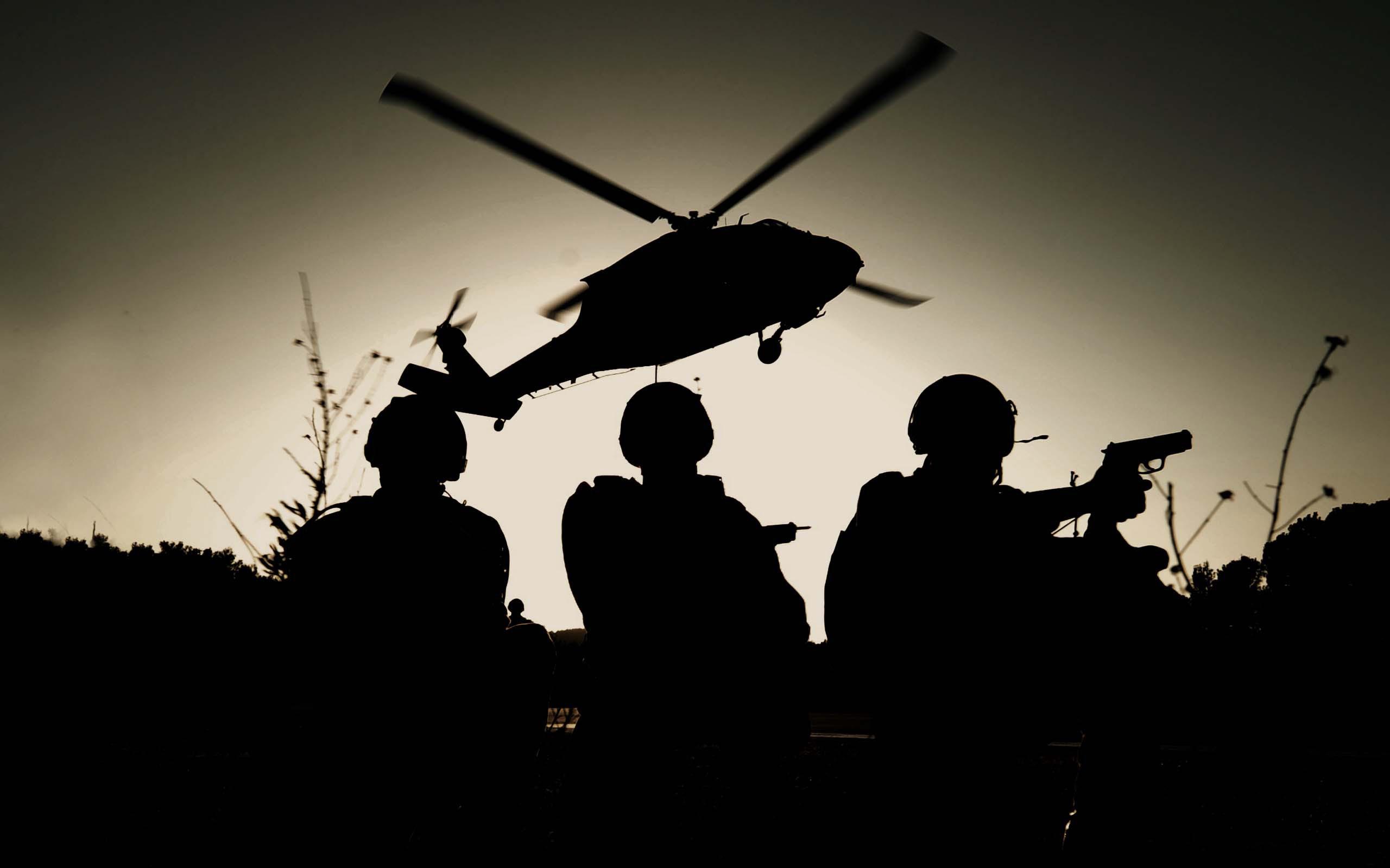 Fotografía de soldados - 2560x1600