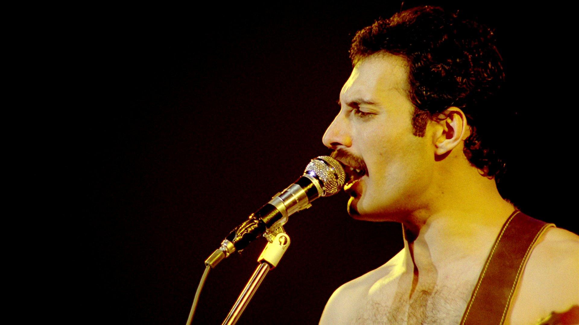 Freddie Mercury - 1920x1080