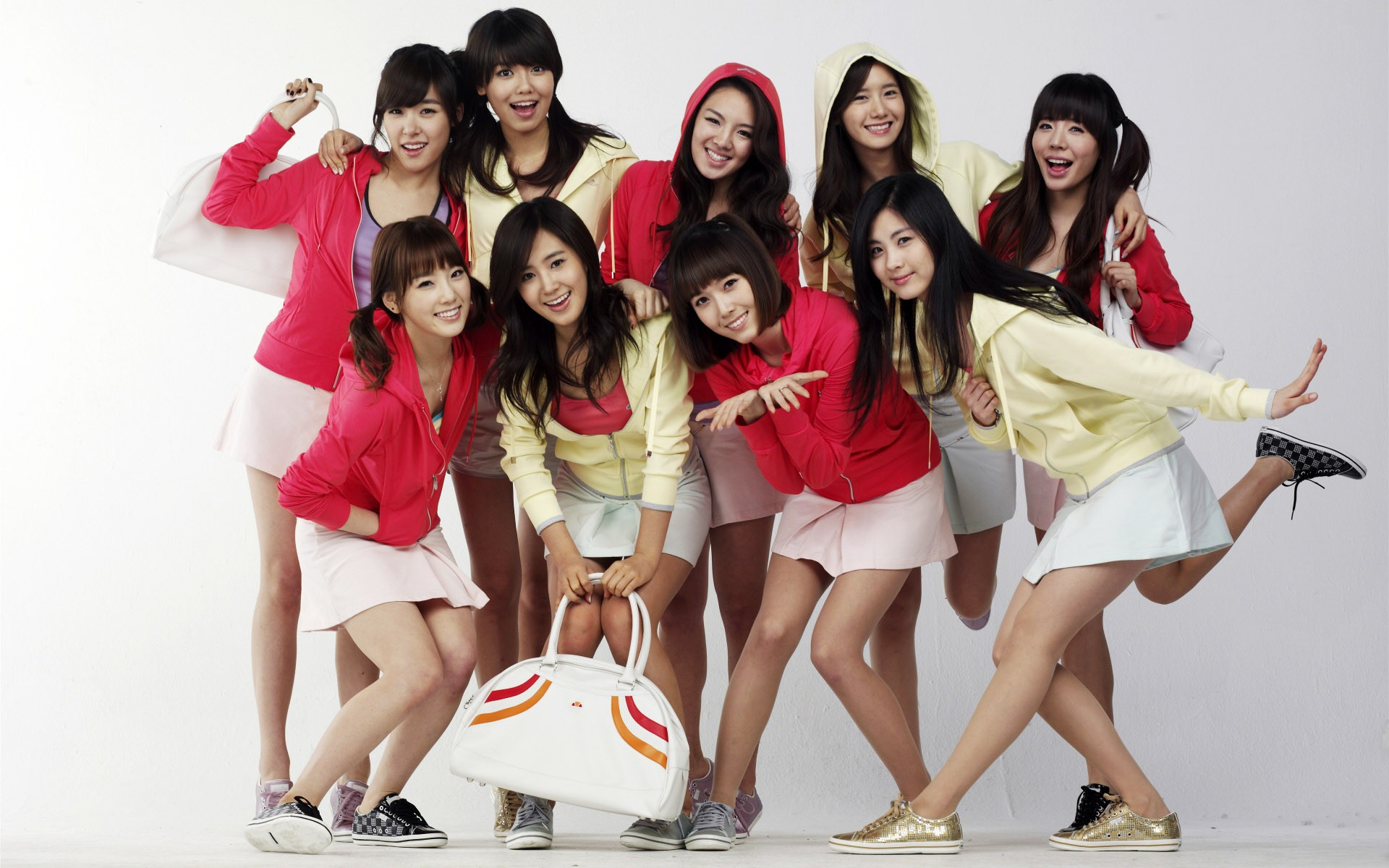 Girls Generation SNSD - 1920x1200