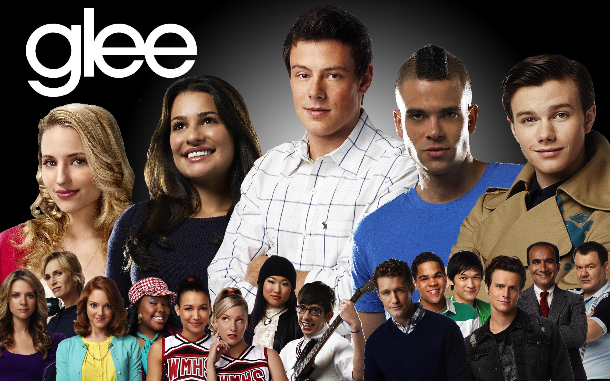 Glee 2013 - 2560x1600