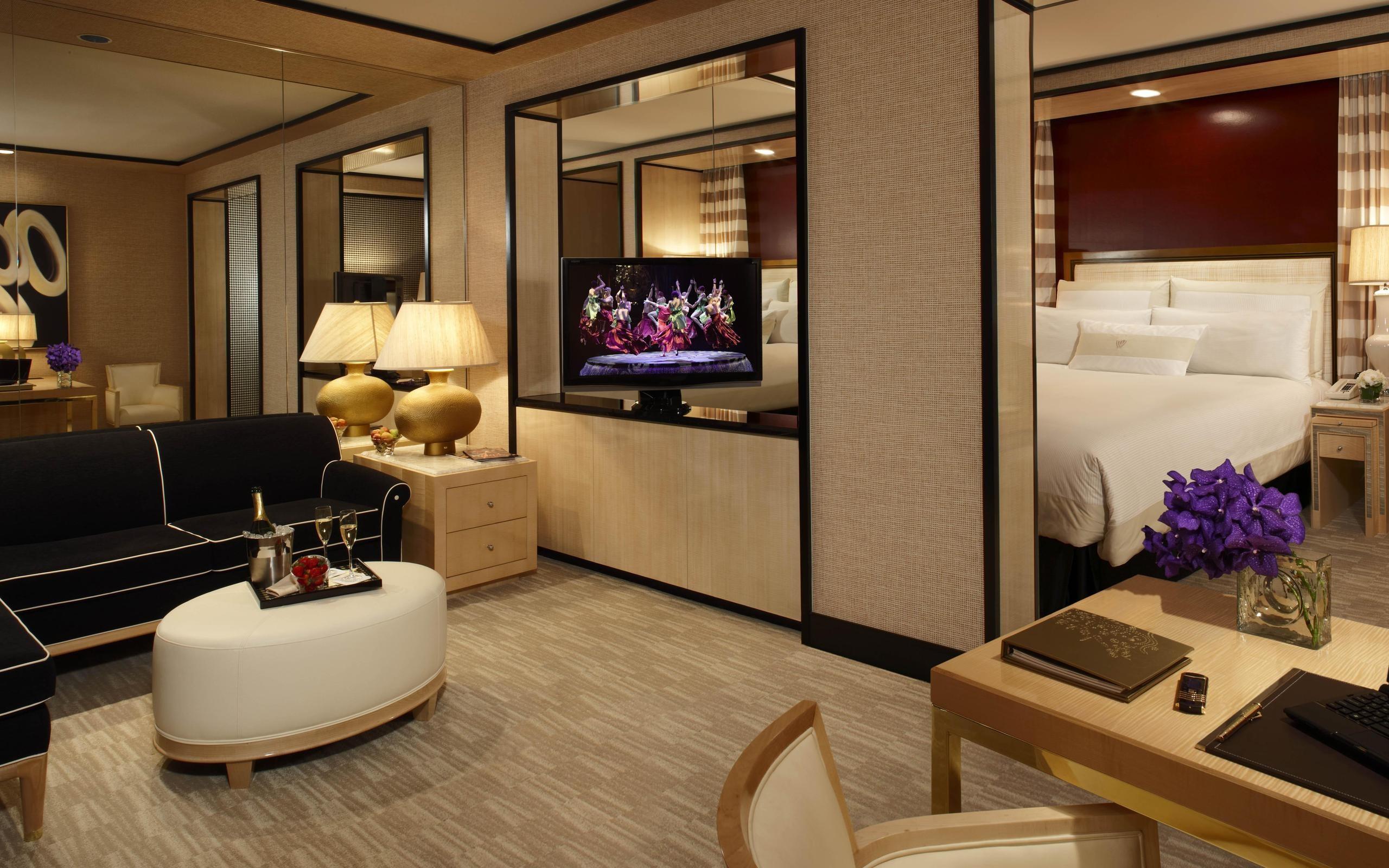 Habitación de Hotel - 2560x1600