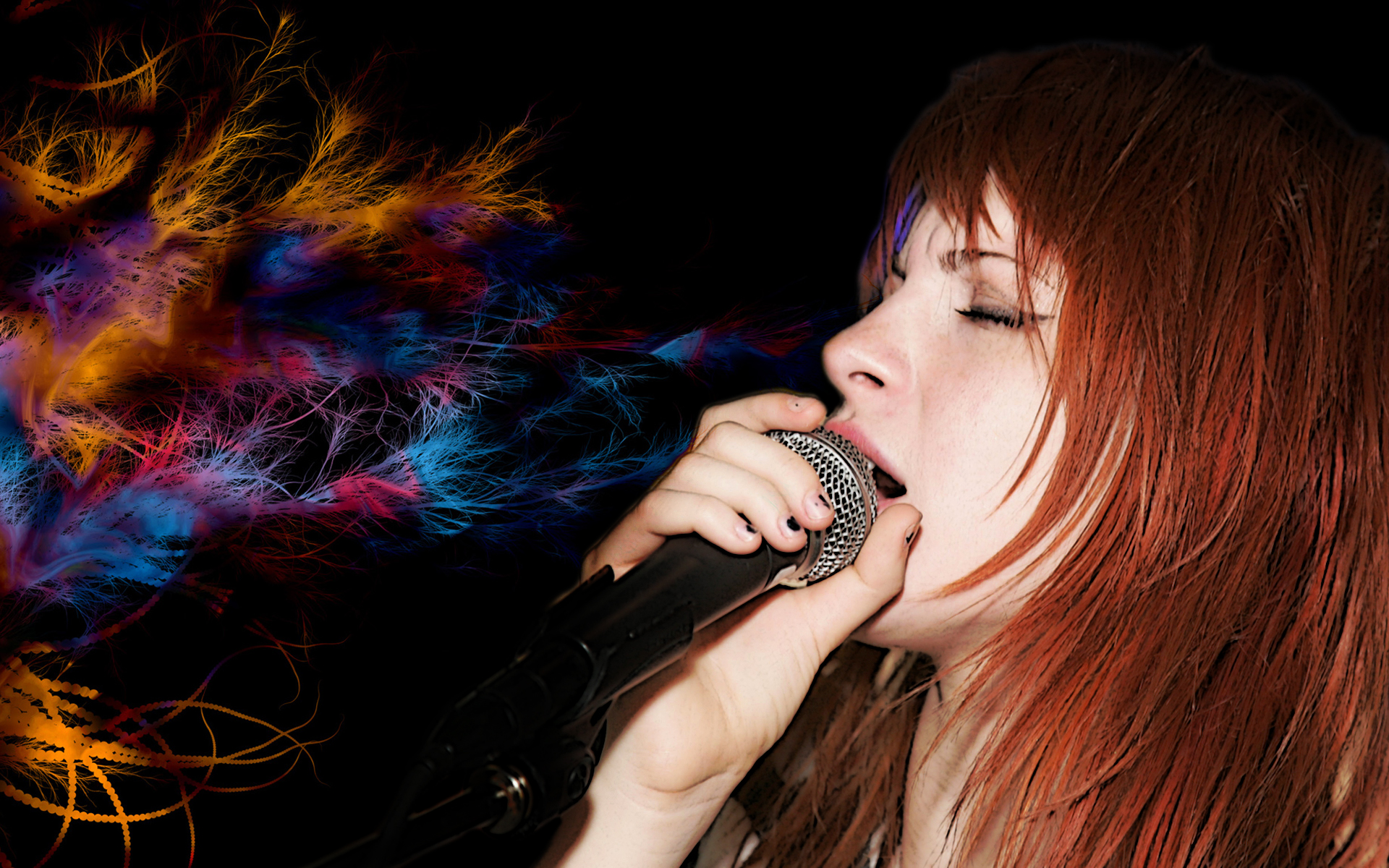 Hayley Williams de Paramore - 1920x1200