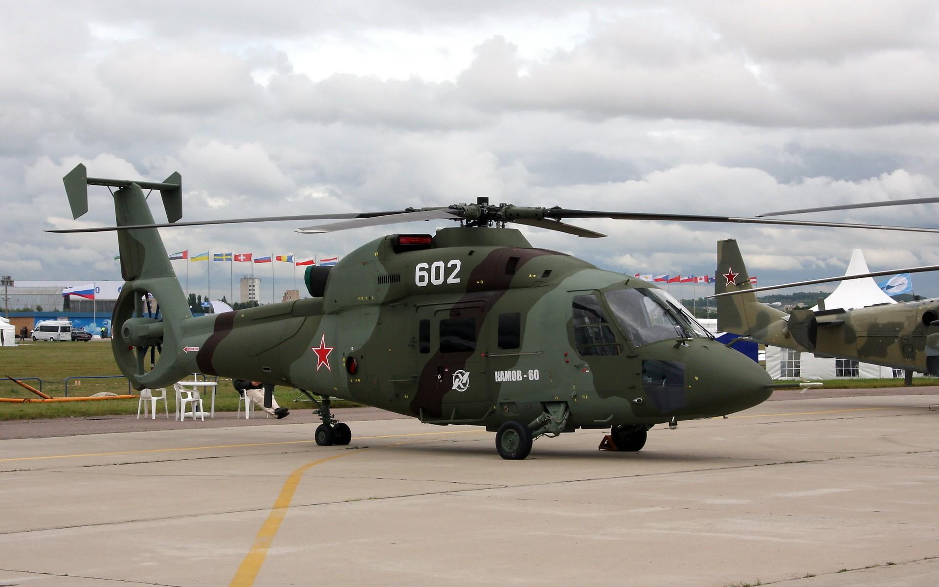 Helicóptero KA 60 - 1920x1200