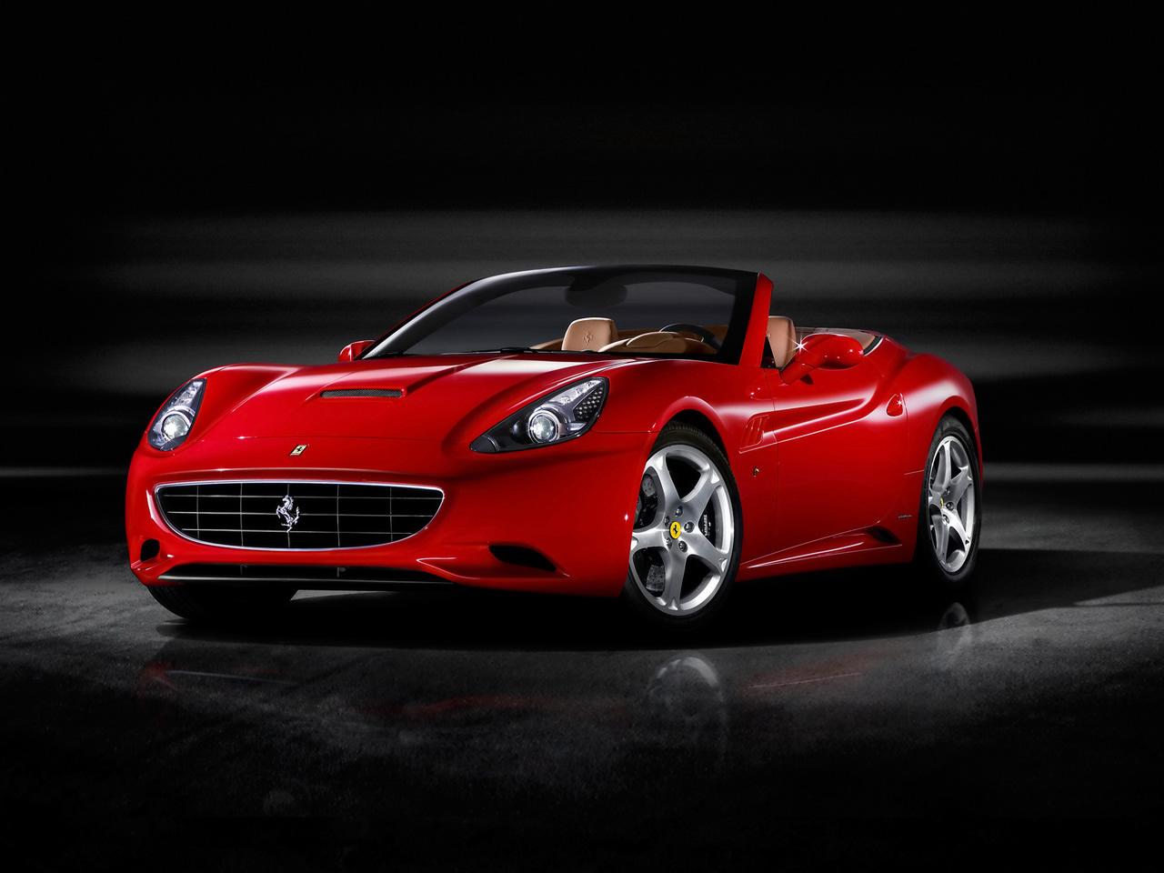 Hermoso Ferrari auto - 1280x960