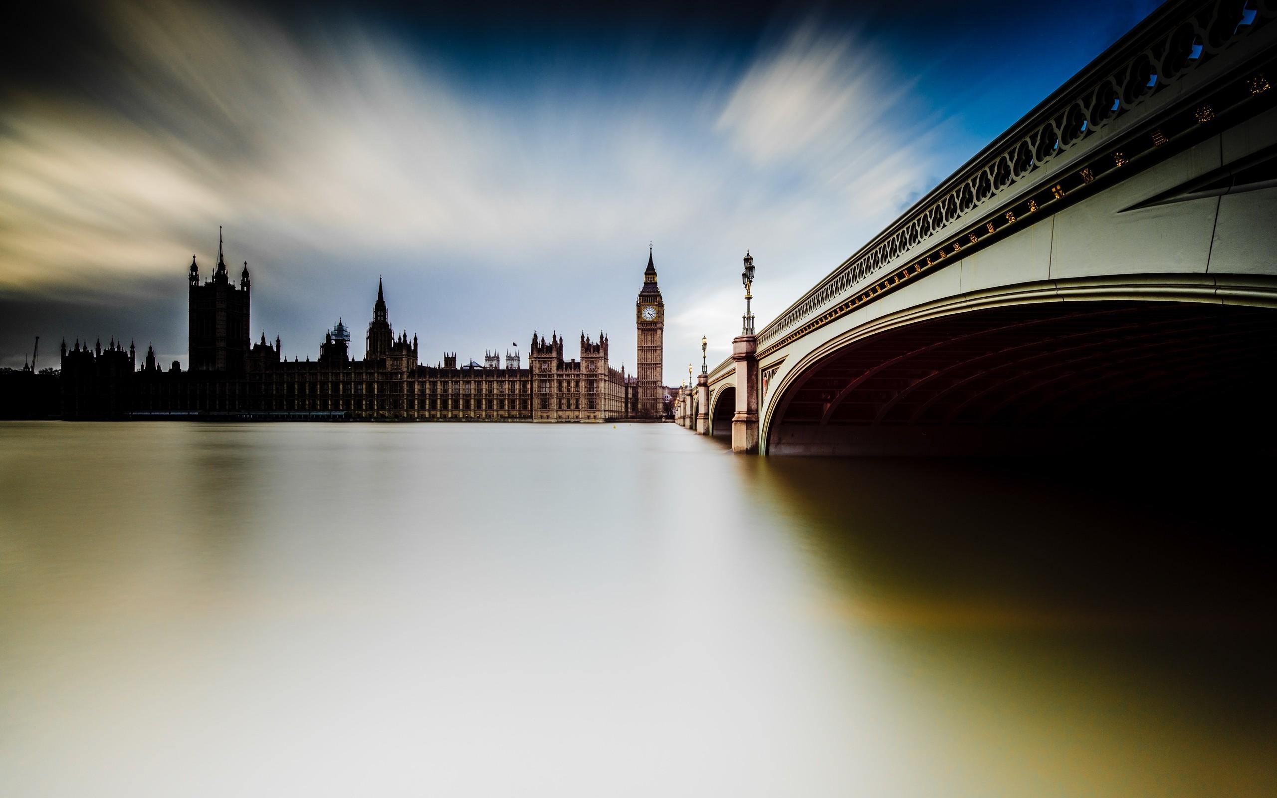 Hermoso puente de London - 2560x1600