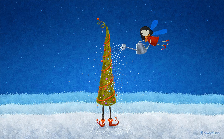 Imagenes para niños en navidad - 1440x900