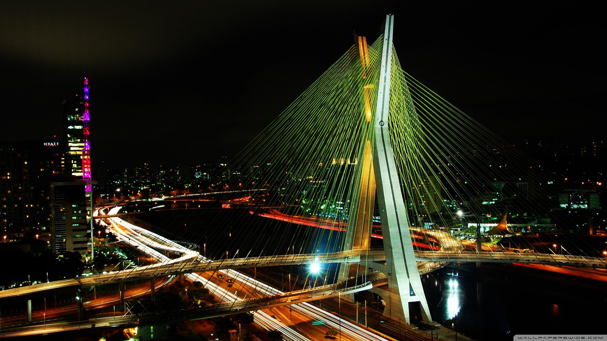 La ciudad de Sao Paulo - 2560x1440