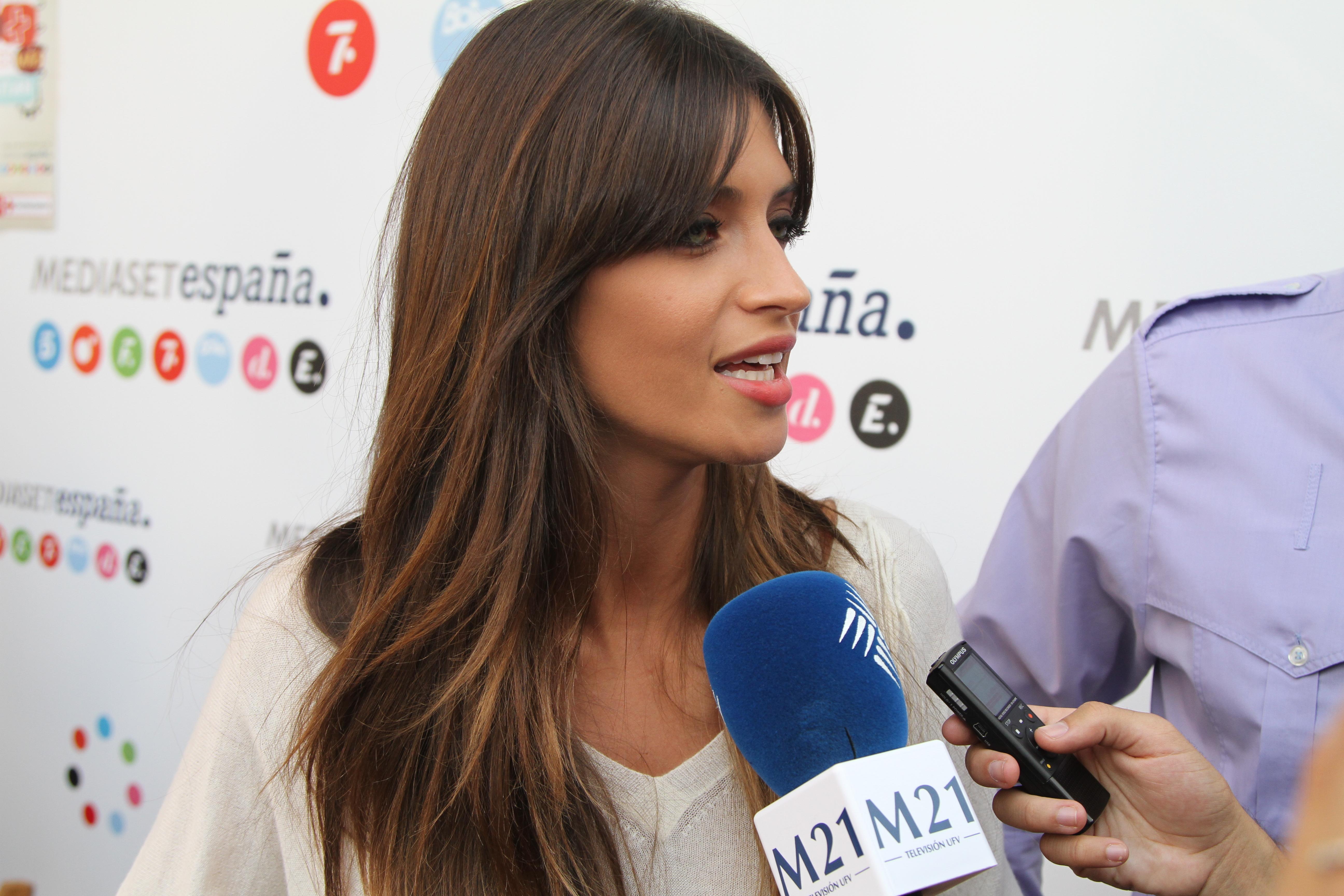 La entrevista a Sara Carbonero - 5184x3456