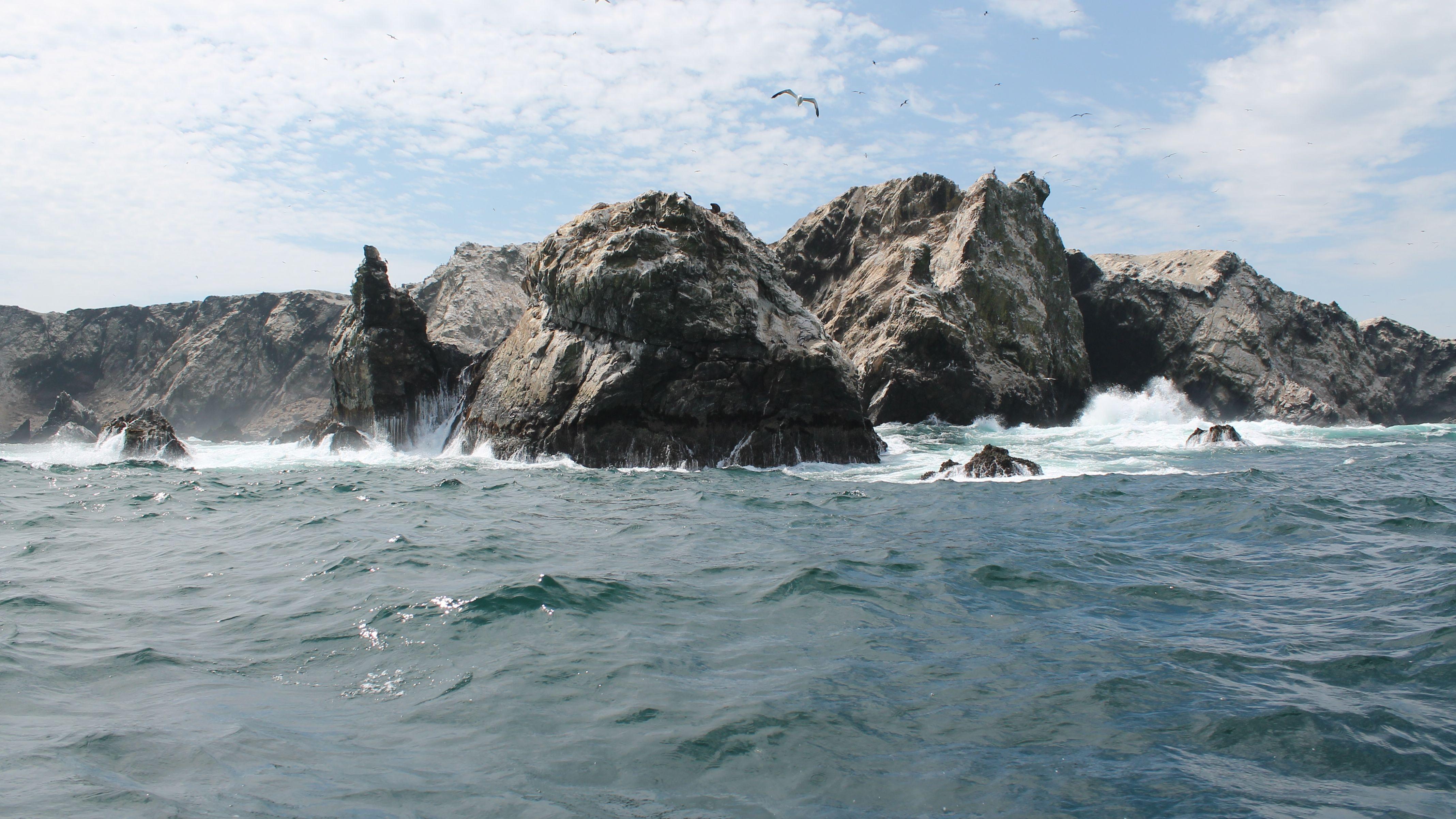 La Isla Foca Paita - 4272x2402
