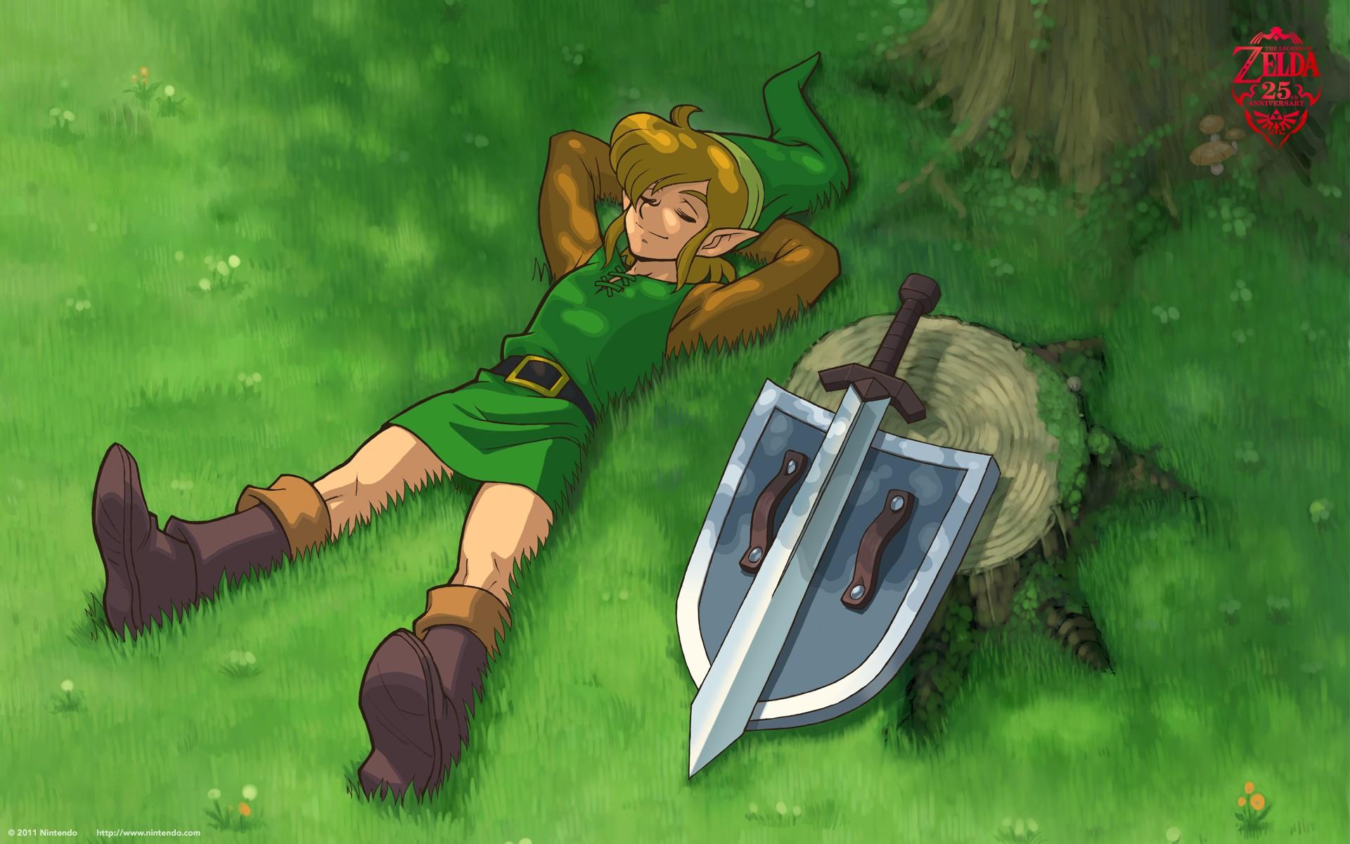 La leyenda de Zelda - 1920x1200