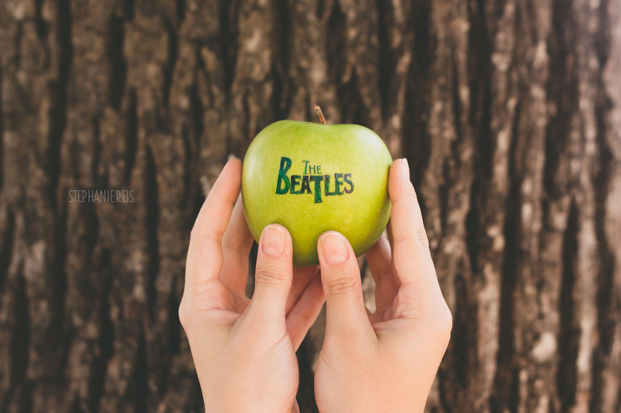 La manzana de Los Beatles - 2048x1365