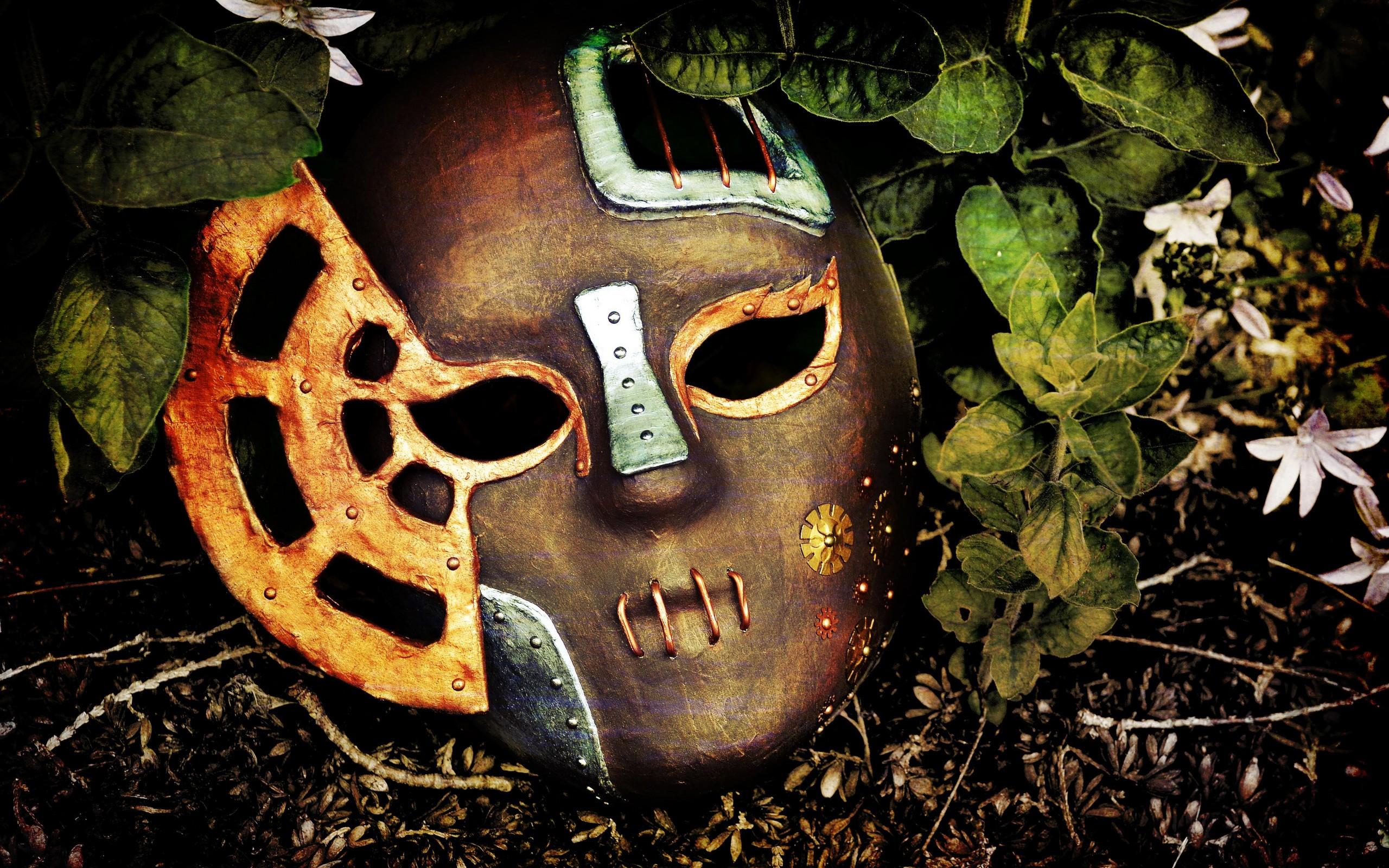 La mascara de Steampunk - 2560x1600