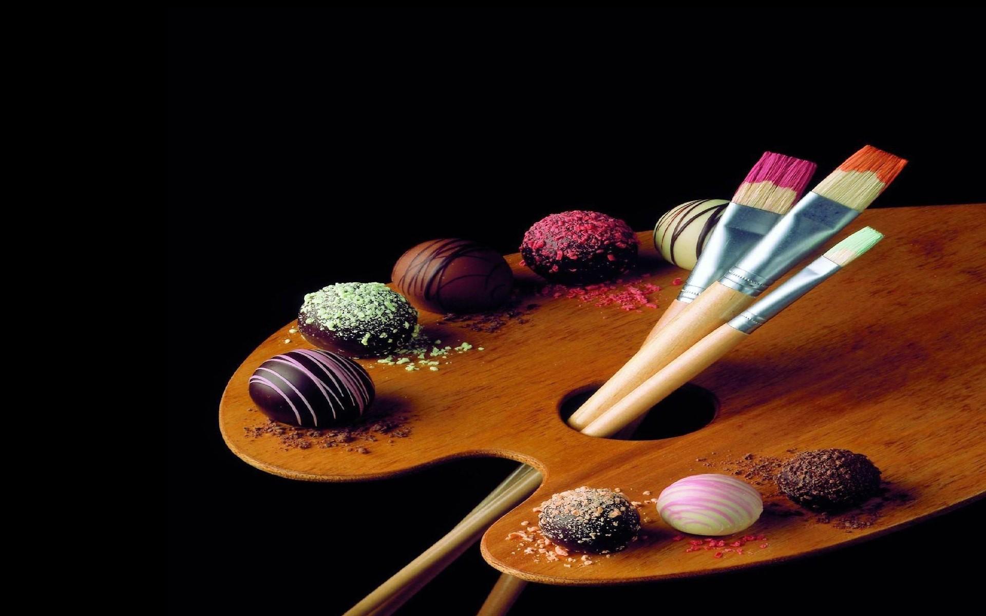 La paleta de un artista - 1920x1200