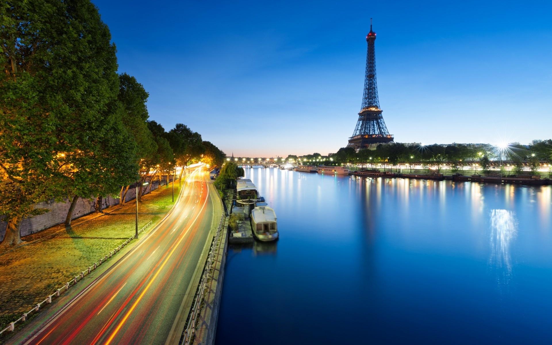La Torre Eiffel - 1920x1200