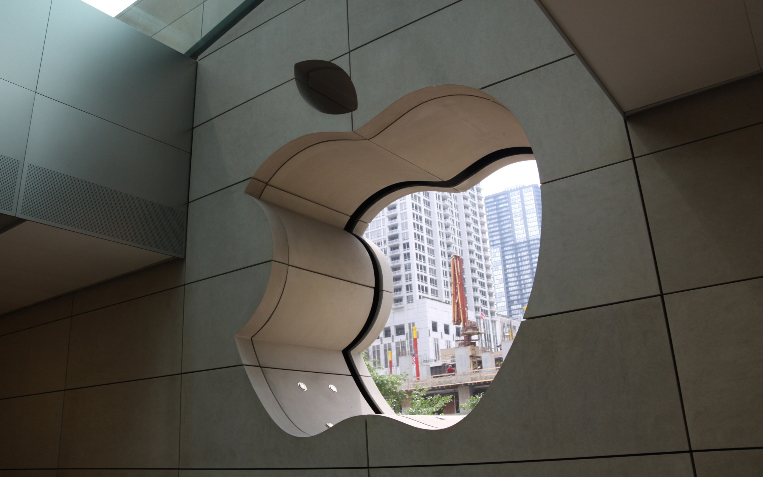 Las Oficinas de Apple - 2560x1600