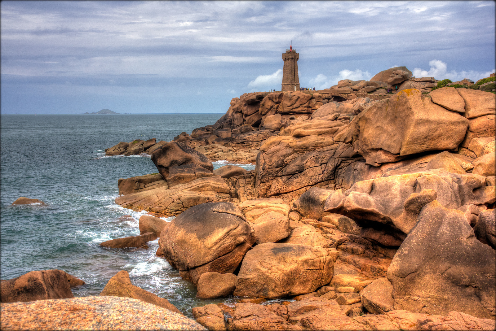 Le Phare de Mean Ruz - 1600x1069