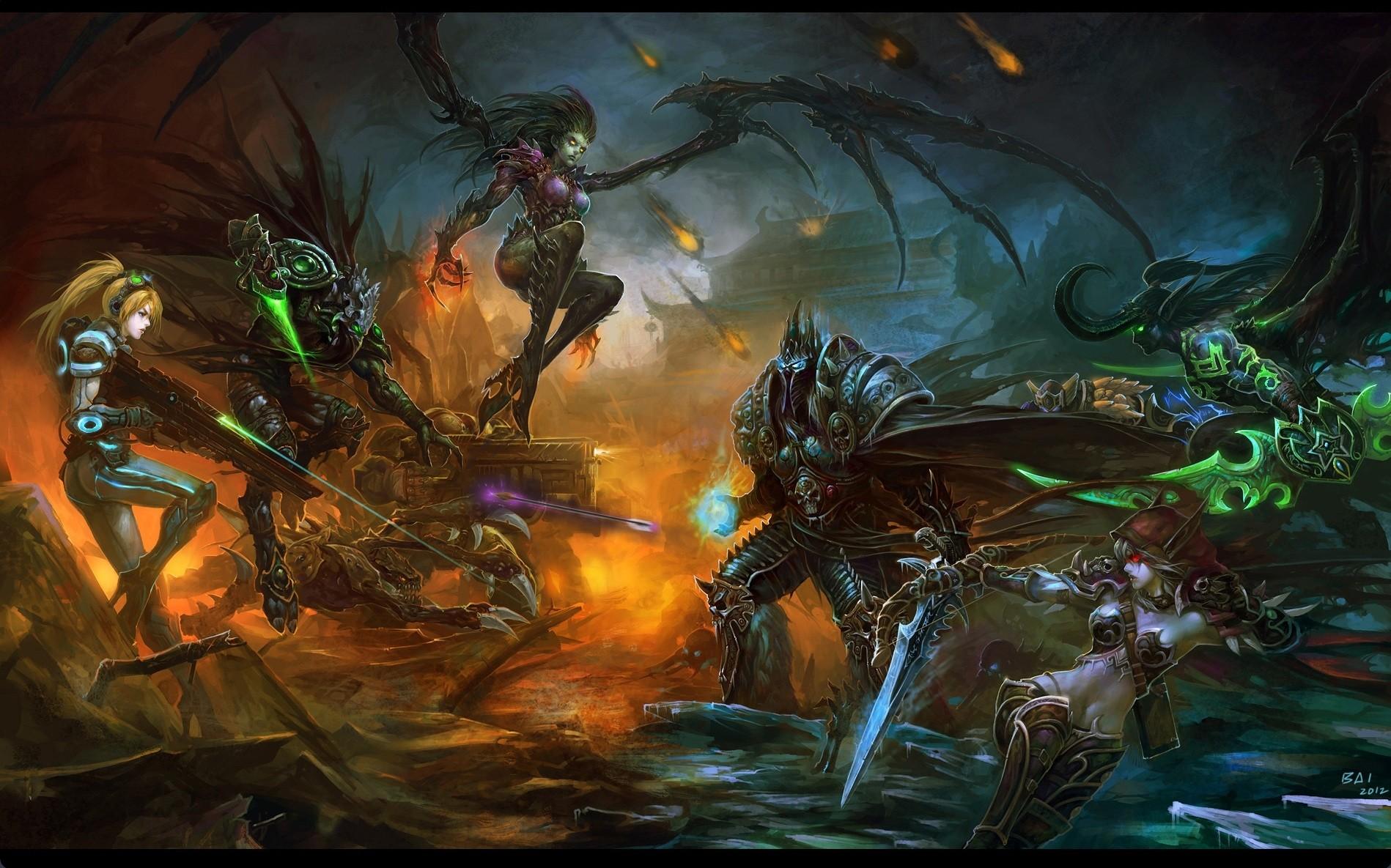 Lich King de World of Warcraft - 1898x1185