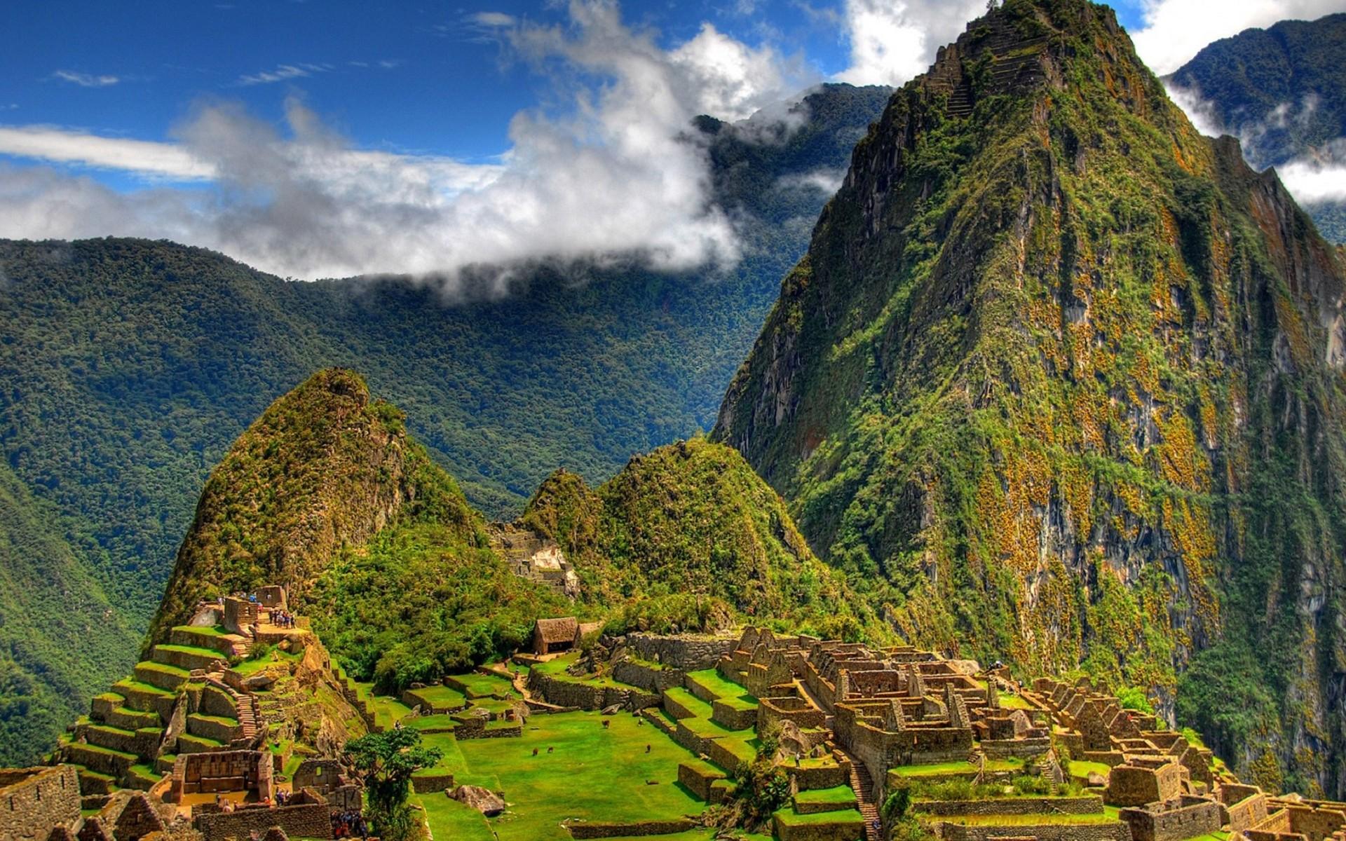 Machu Pichu - 1920x1200