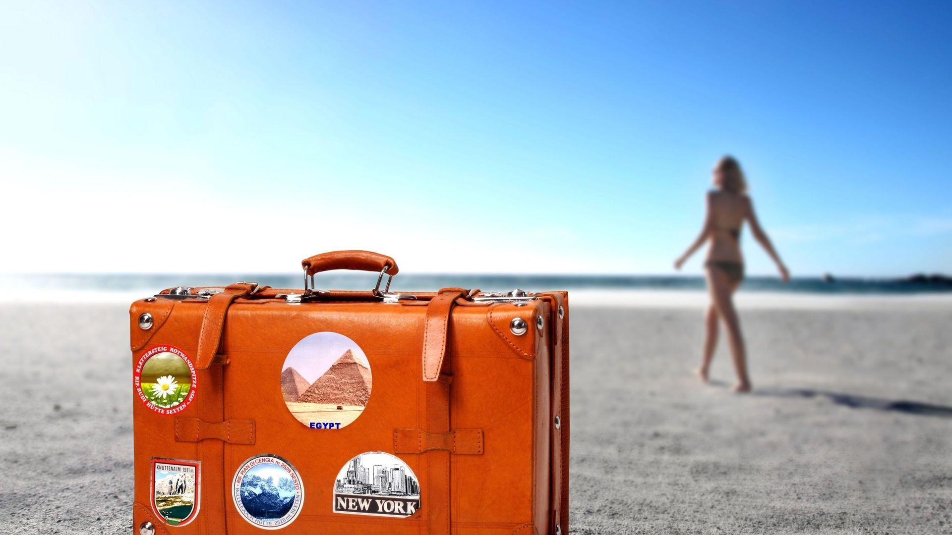 Maleta para vacaciones - 1920x1080