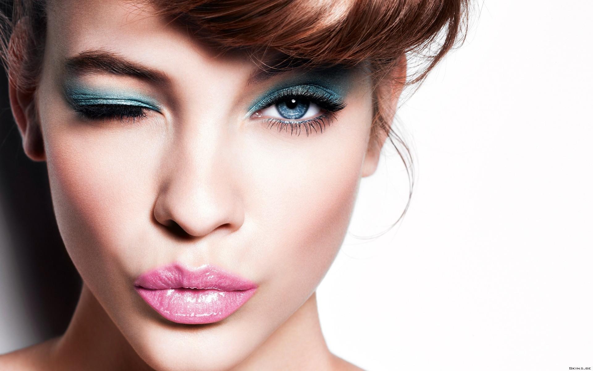 Maquillajes en los ojos - 1920x1200